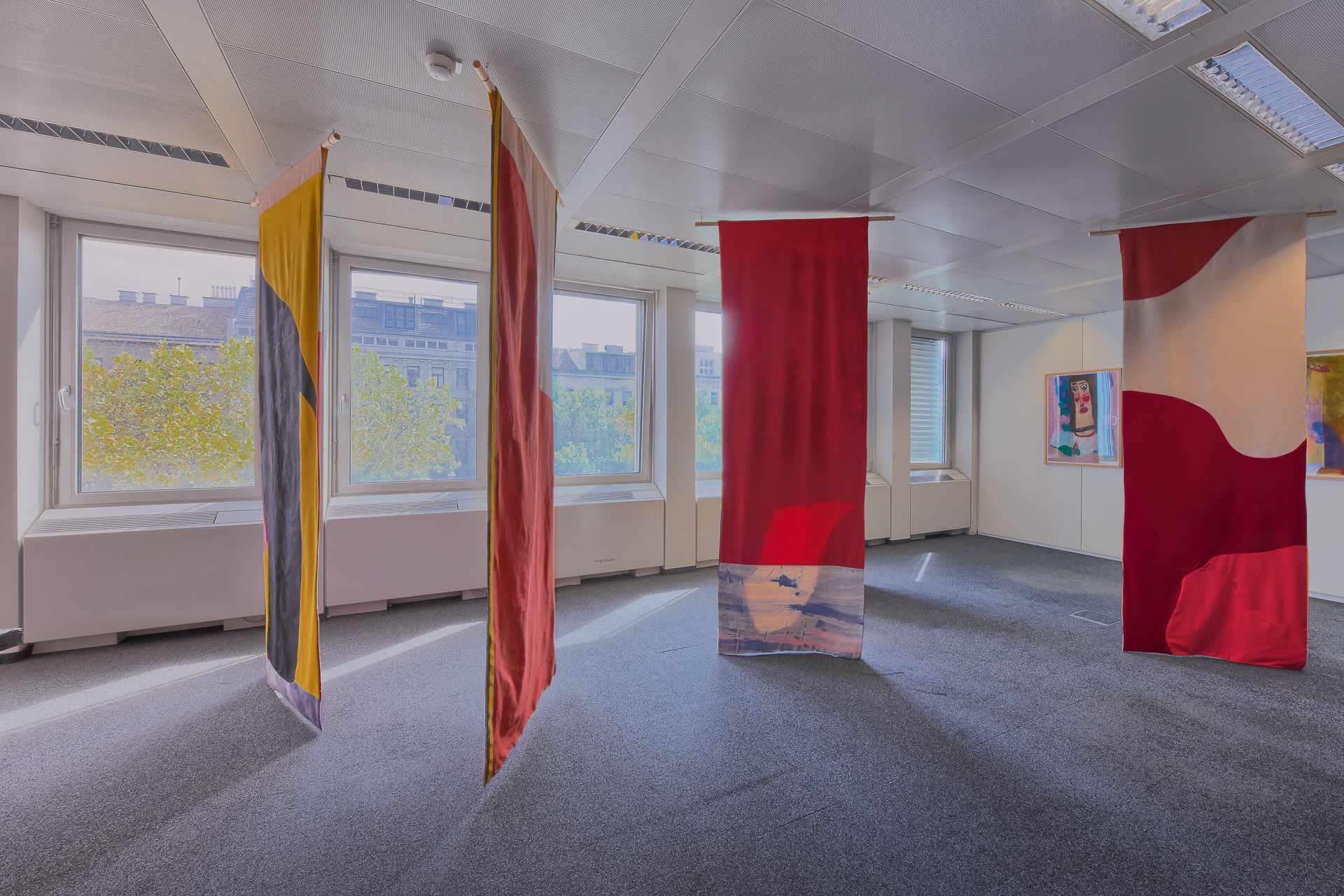 Hugo Brazao | Foto: Joanna Pianka | Parallel Vienna 2019 | Galerie3