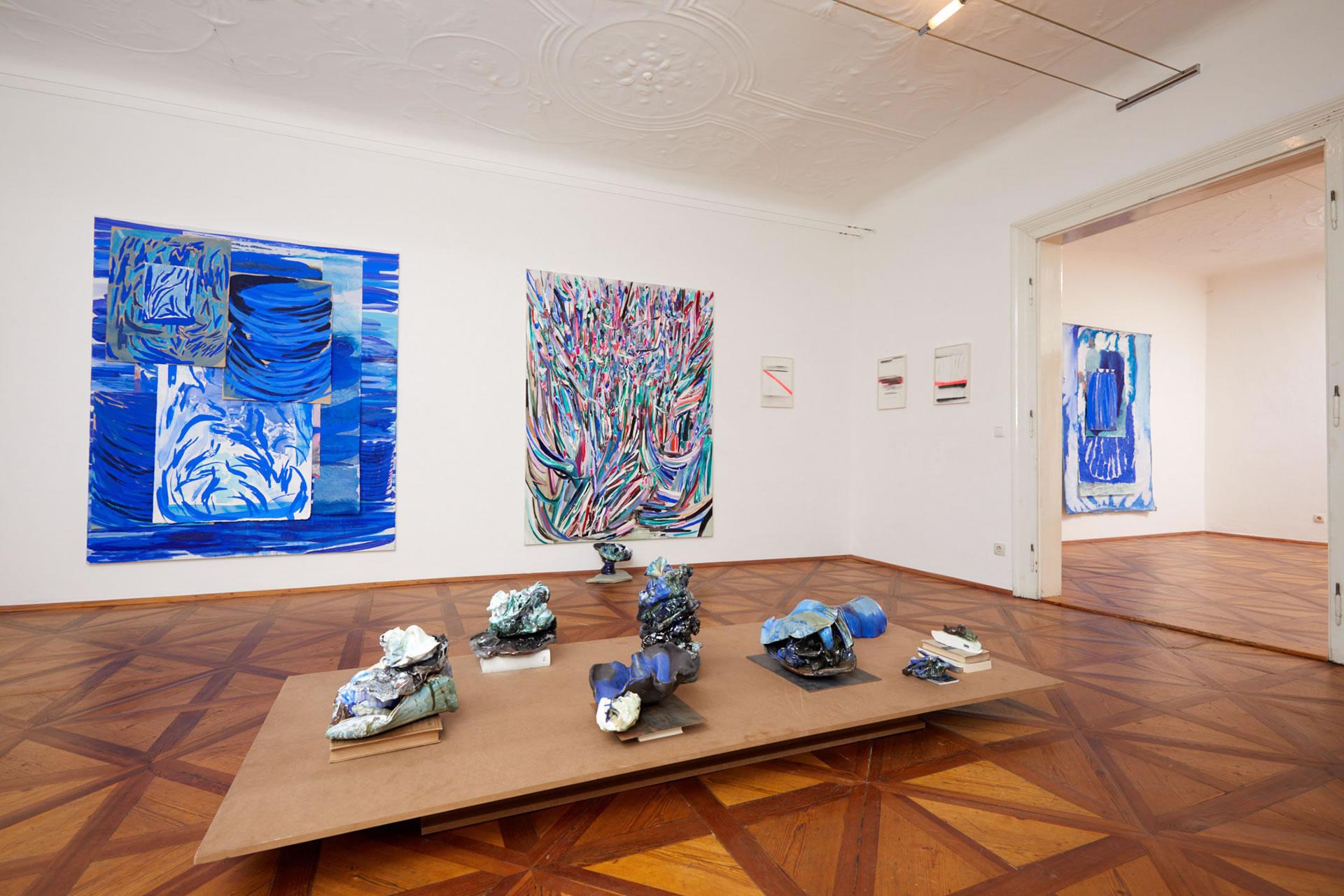 Veronika Dirnhofer | Galeriepanorama | Galerie3 | Foto Johannes Puch