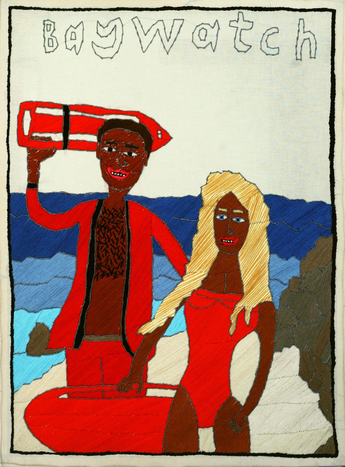 Rohullah Kazimi | Baywatch | 2. Turn | Galerie3 Velden