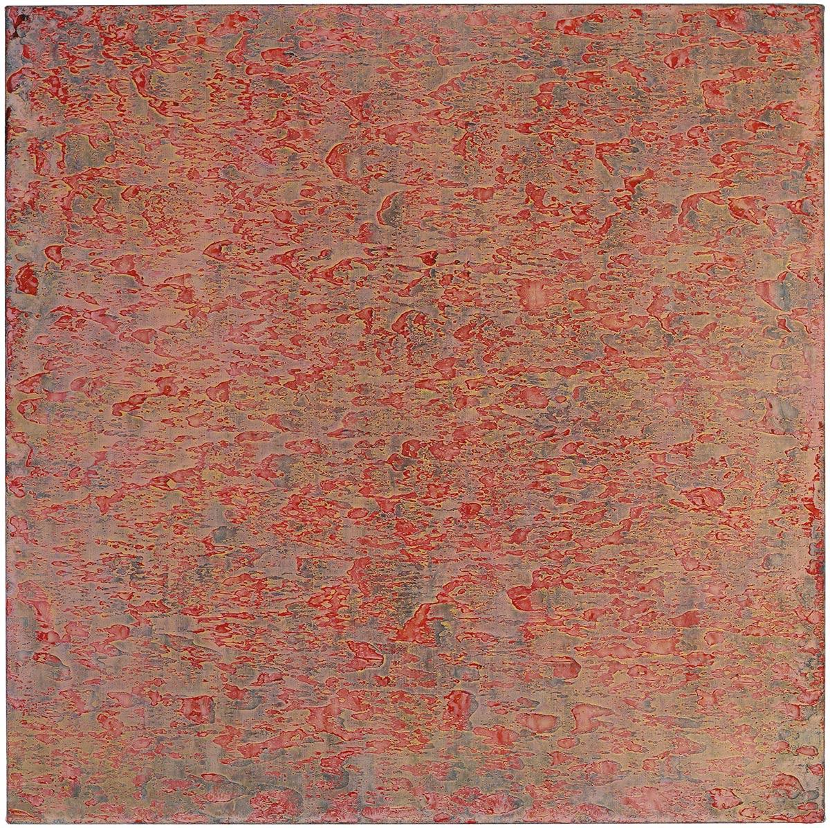 Michael Kravagna | Oil Tempera Pigments on Canvas 2018 | 2. Turn | Galerie3 Velden