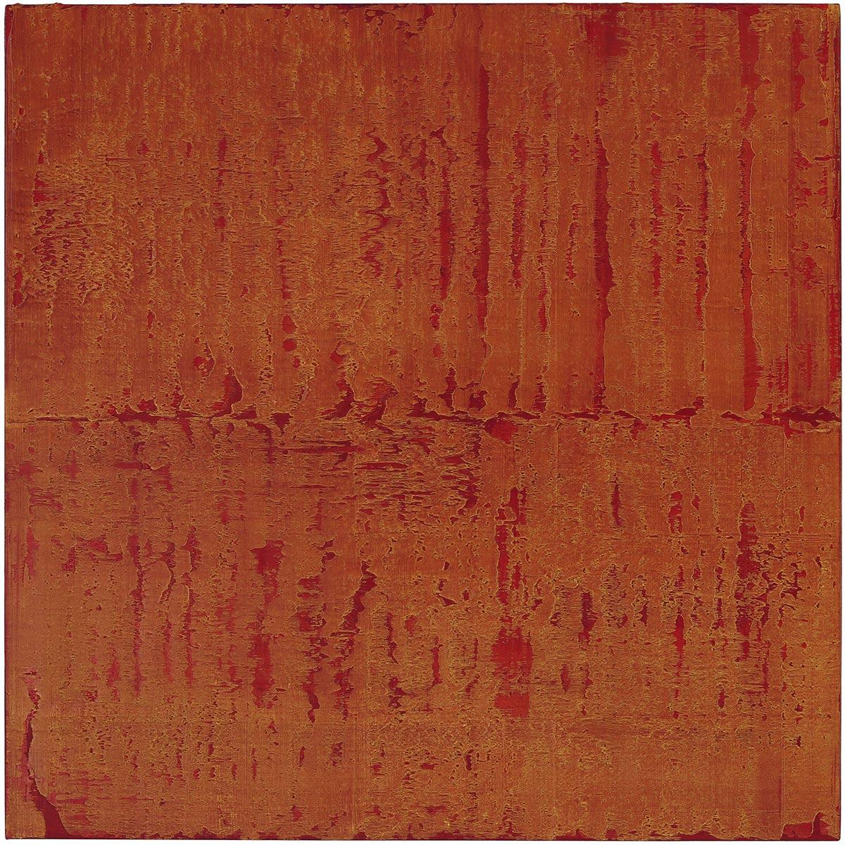 Michael Kravagna | Oil Pigments on Canvas 2017-2018 | 2. Turn | Galerie3 Velden