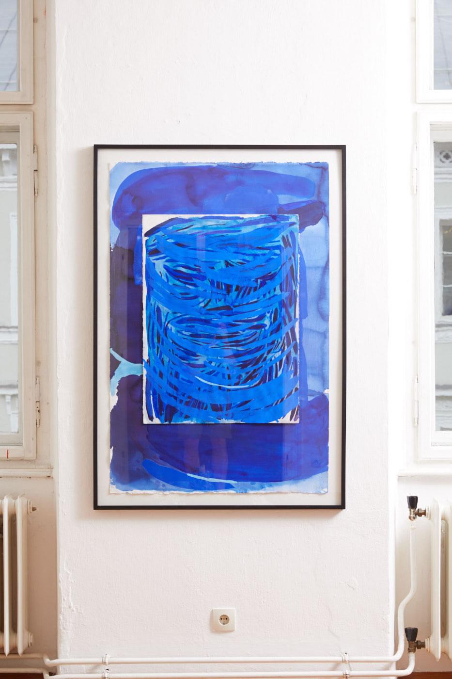 Veronika Dirnhofer | 2018 | 133 x 92 cm | Galerie3 | Foto Johannes Puch