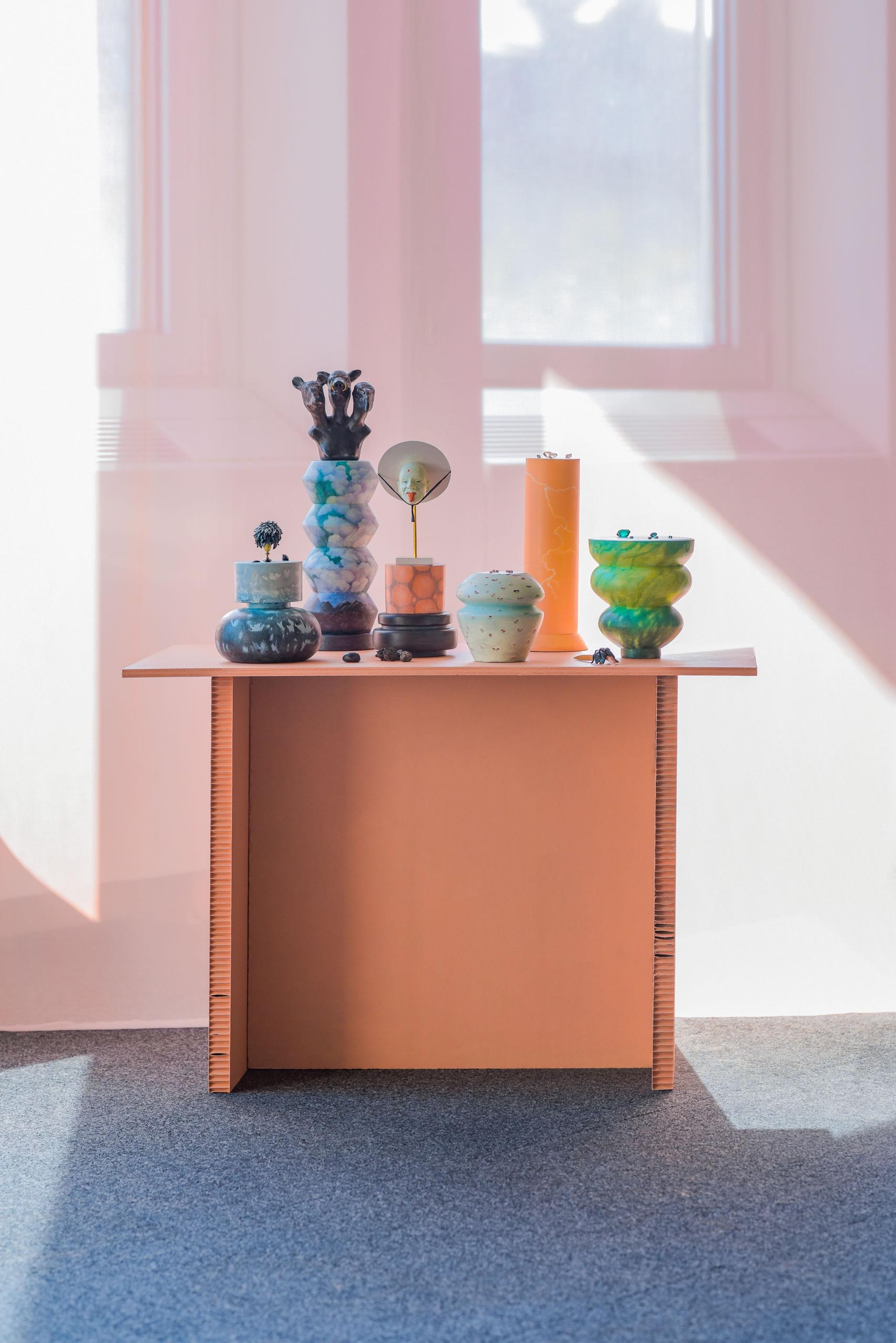 Annemarie Arzberger | Foto: Joanna Pianka | Parallel Vienna 2019 | Galerie3