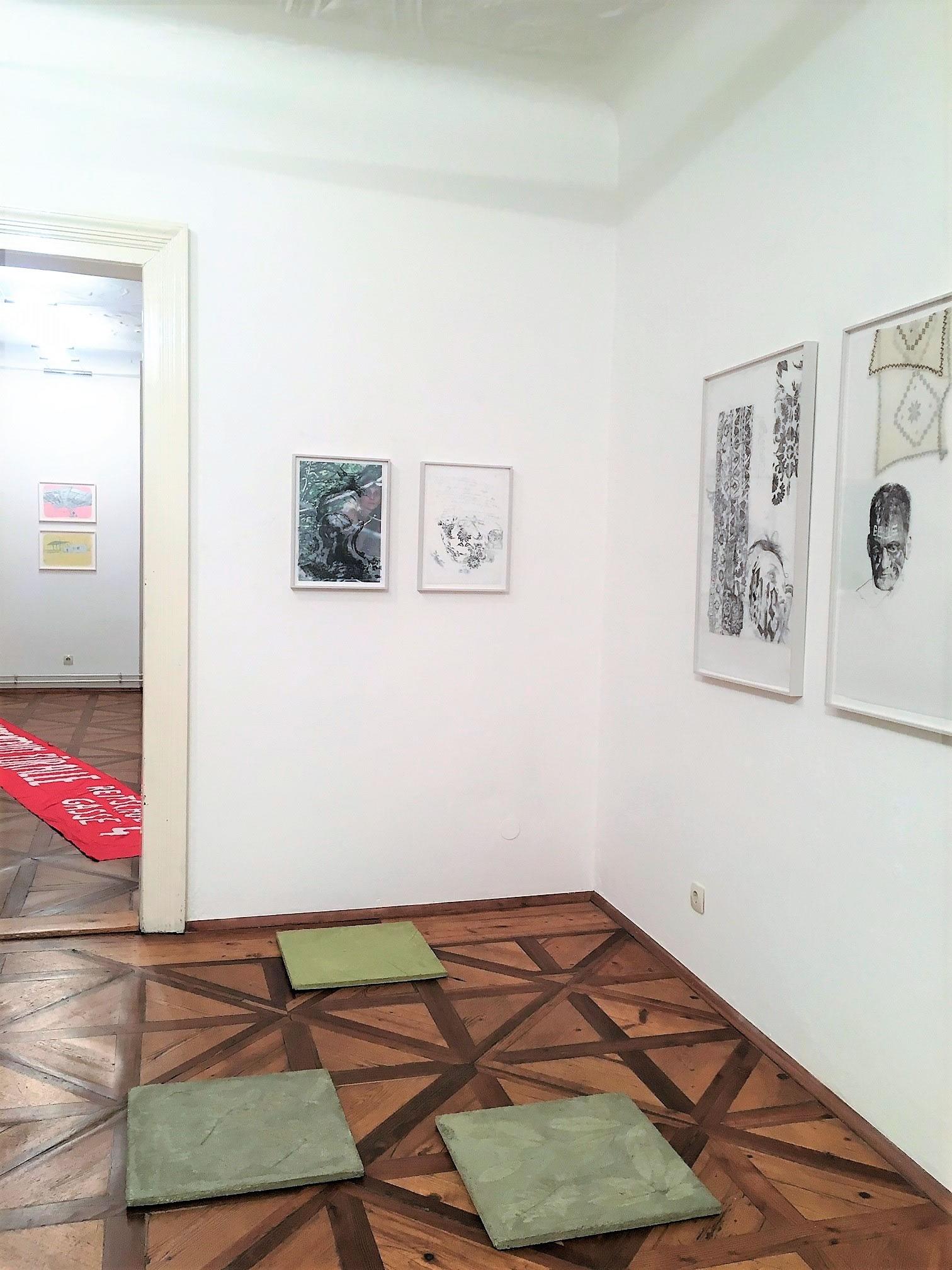 Iris Adraschek | Hubert Lobnig | Raum 2