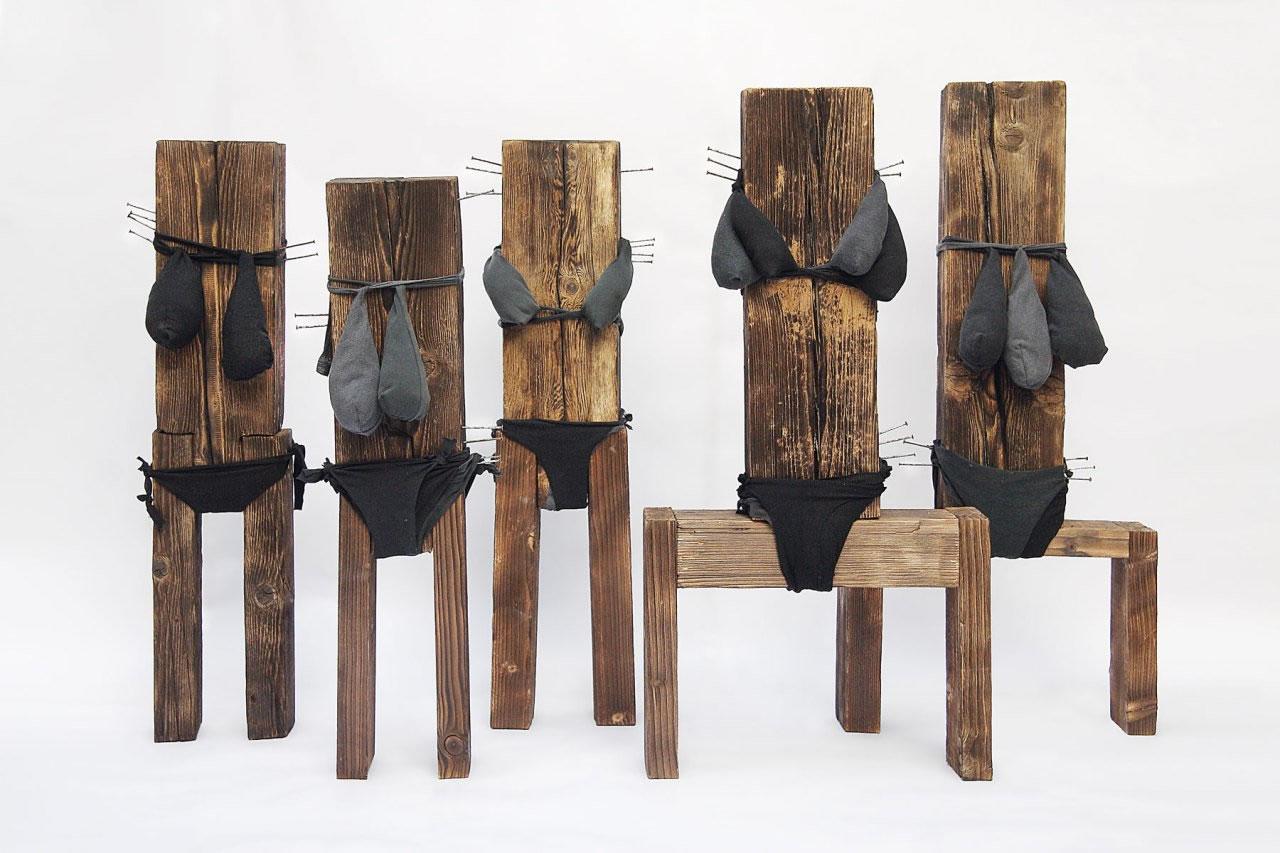 Edith Payer | Le Demoiselles Sous Le Pont | 2. Turn | Galerie3 Velden