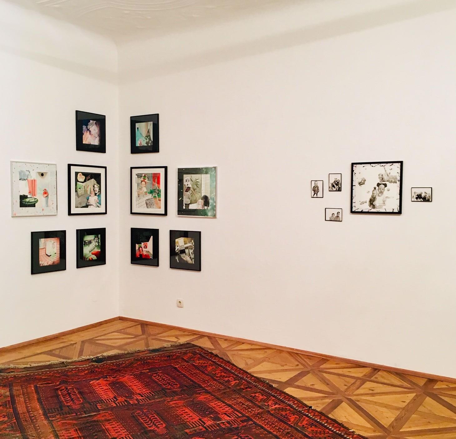 Annemarie Arzberger | unheimlich heimelig | Galerie3
