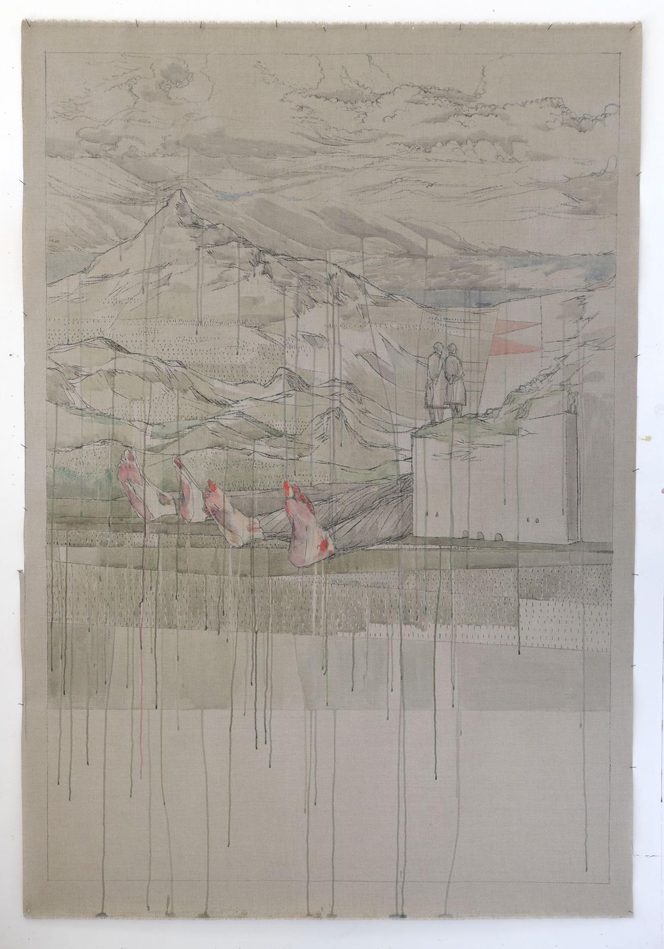Maria Legat | BergWerk | 2. Turn | Galerie3 Velden