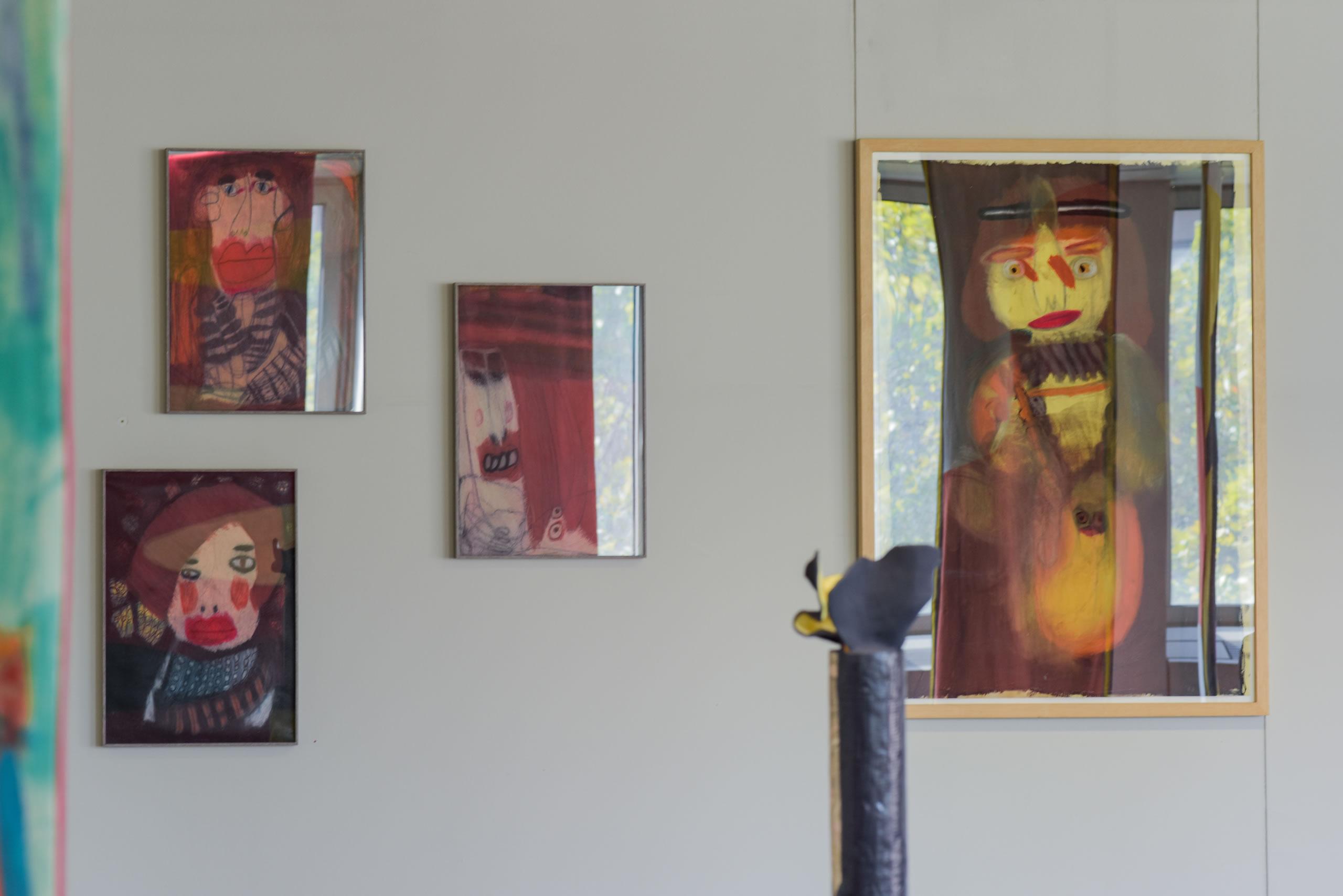 Sylvia Manfreda | Foto: Joanna Pianka | Parallel Vienna 2019 | Galerie3