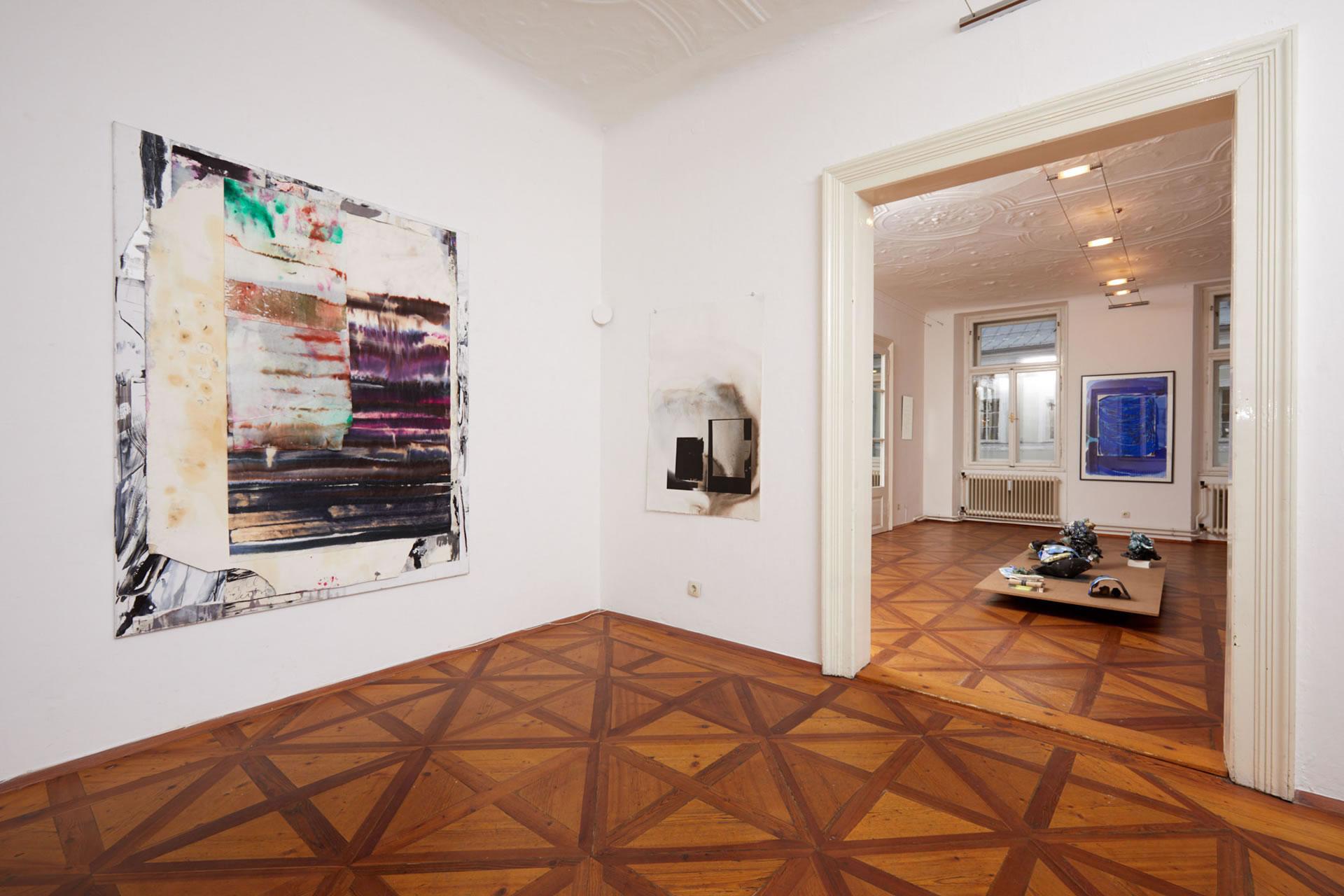 Veronika Dirnhofer | Raum 2 | Galerie3 | Foto Johannes Puch