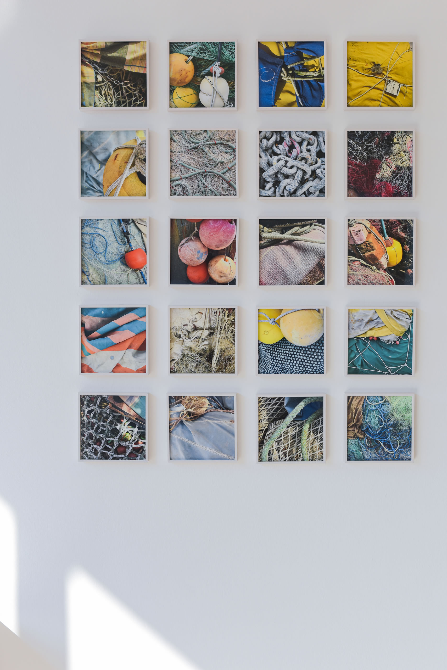 Karen Elliot | vinculo | 2019 | print sobre brytha | Foto Joanna Pinaka | Galerie3