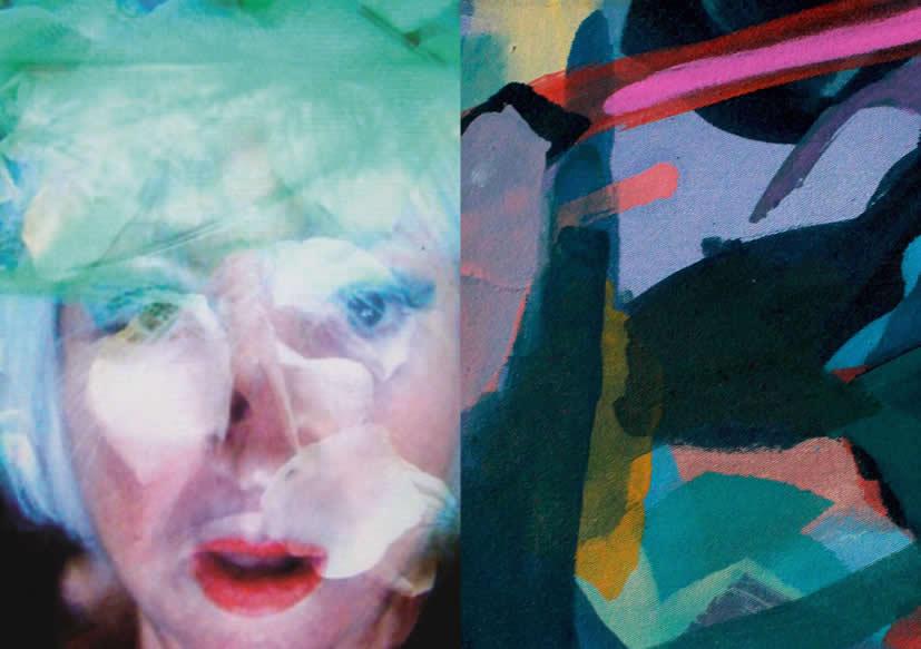 Violetta Ehnsperg | Margot Pilz | Galerie3
