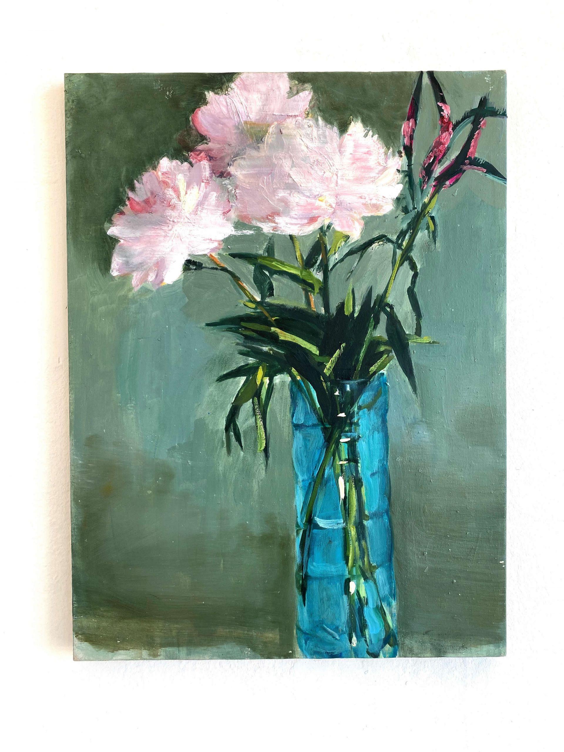 Alex Amann | 2019 | Öl auf Leinwand | 54x40cm | plaisirs simples | Galerie3