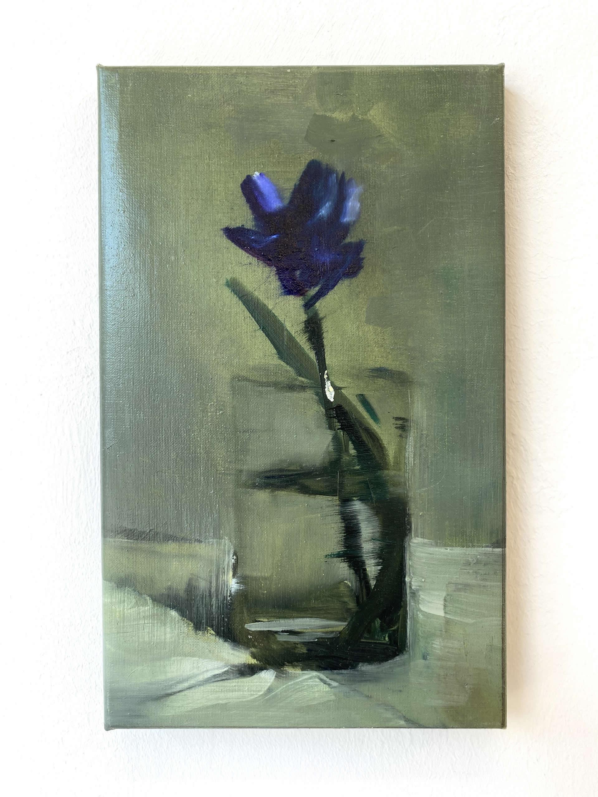 Alex Amann | 2020 | Öl auf Leinwand | 33x20cm | plaisirs simples | Galerie3