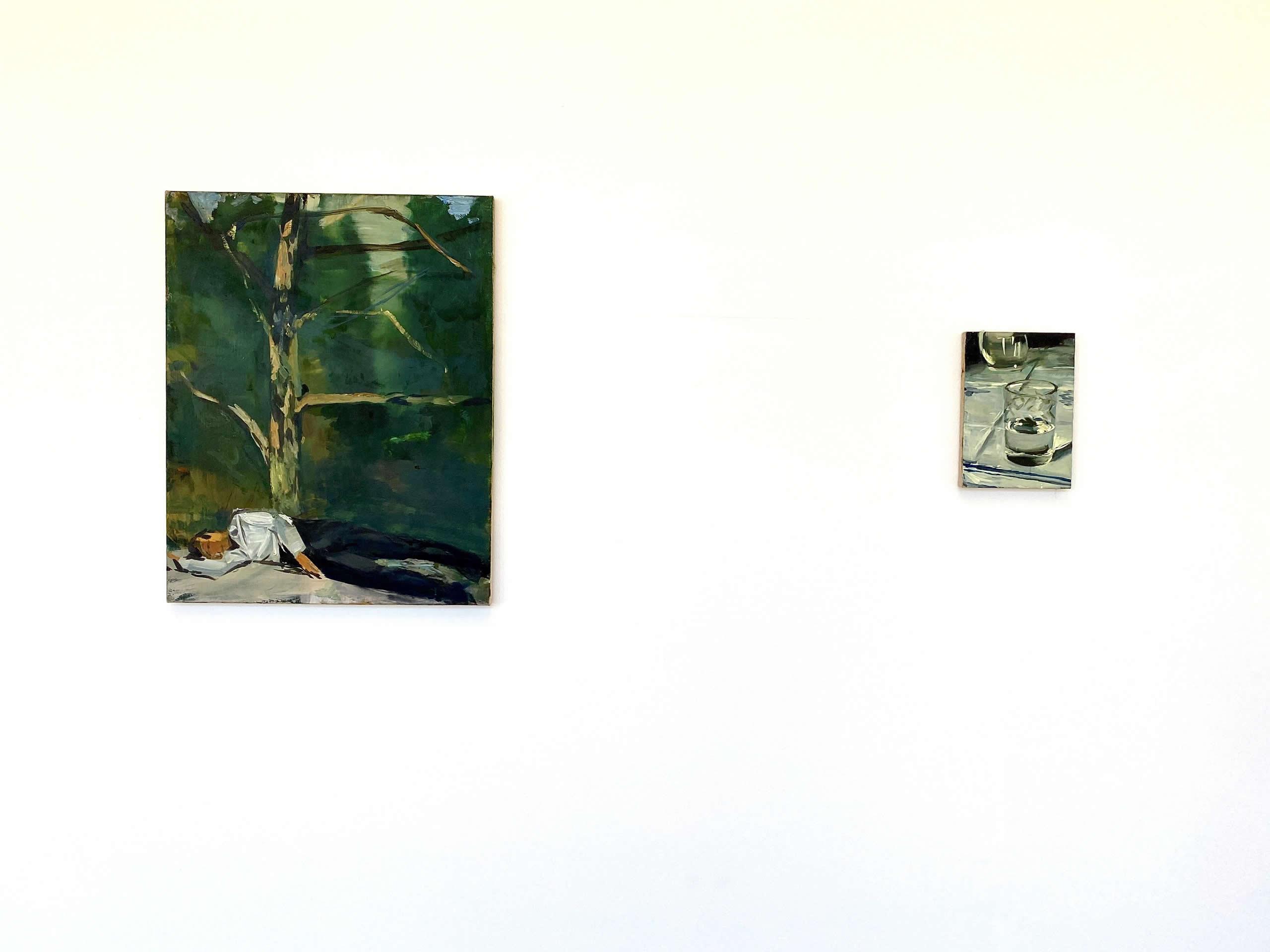 Alex Amann | Ansicht | plaisirs simples | Galerie3