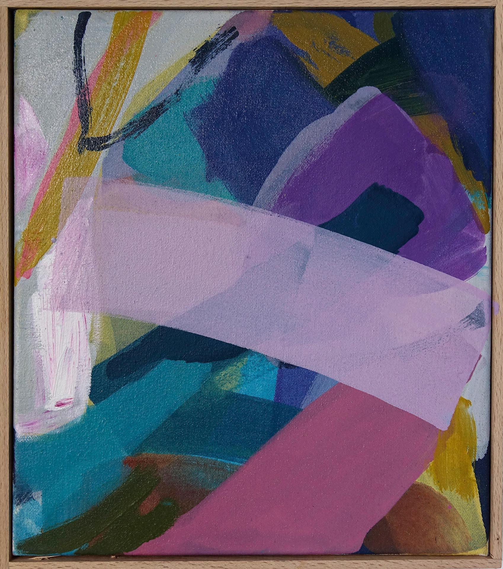 Violetta Ehnsperg | Acapulco Spring | 31,3 x 27,3 cm | Galerie3