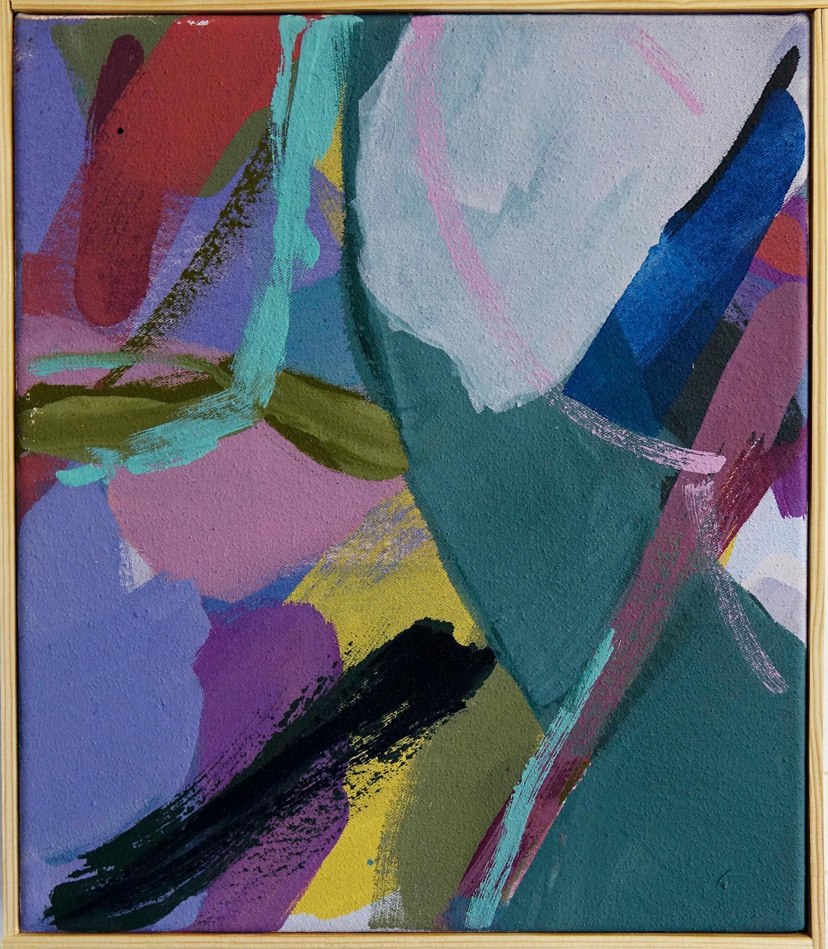 Violetta Ehnsperg | This will work | 31,2 x 27 cm | Galerie3