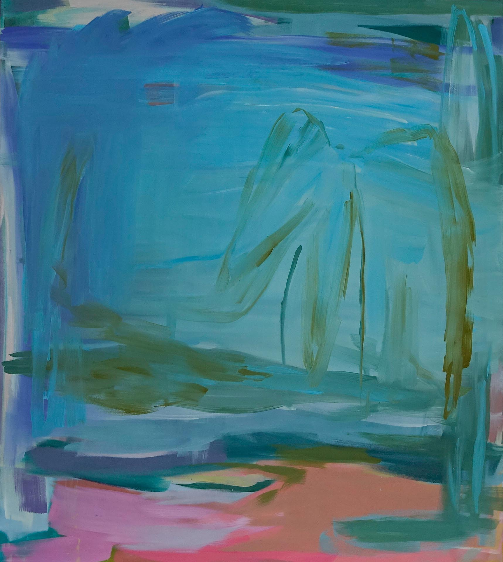 Violetta Ehnsperg | Erdbeerland | 150 x 170 cm | Galerie3