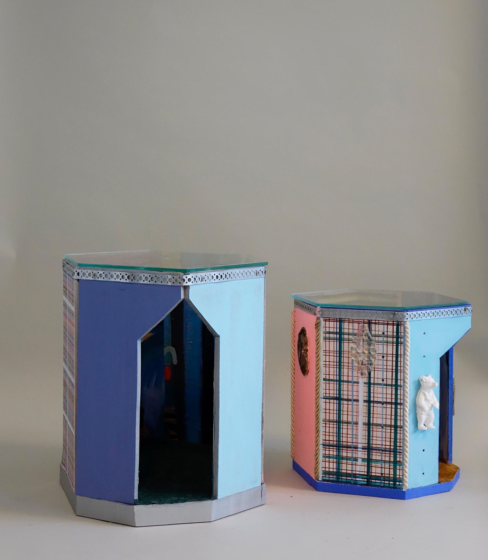 Violetta Ehnsperg | Shrines | Galerie3