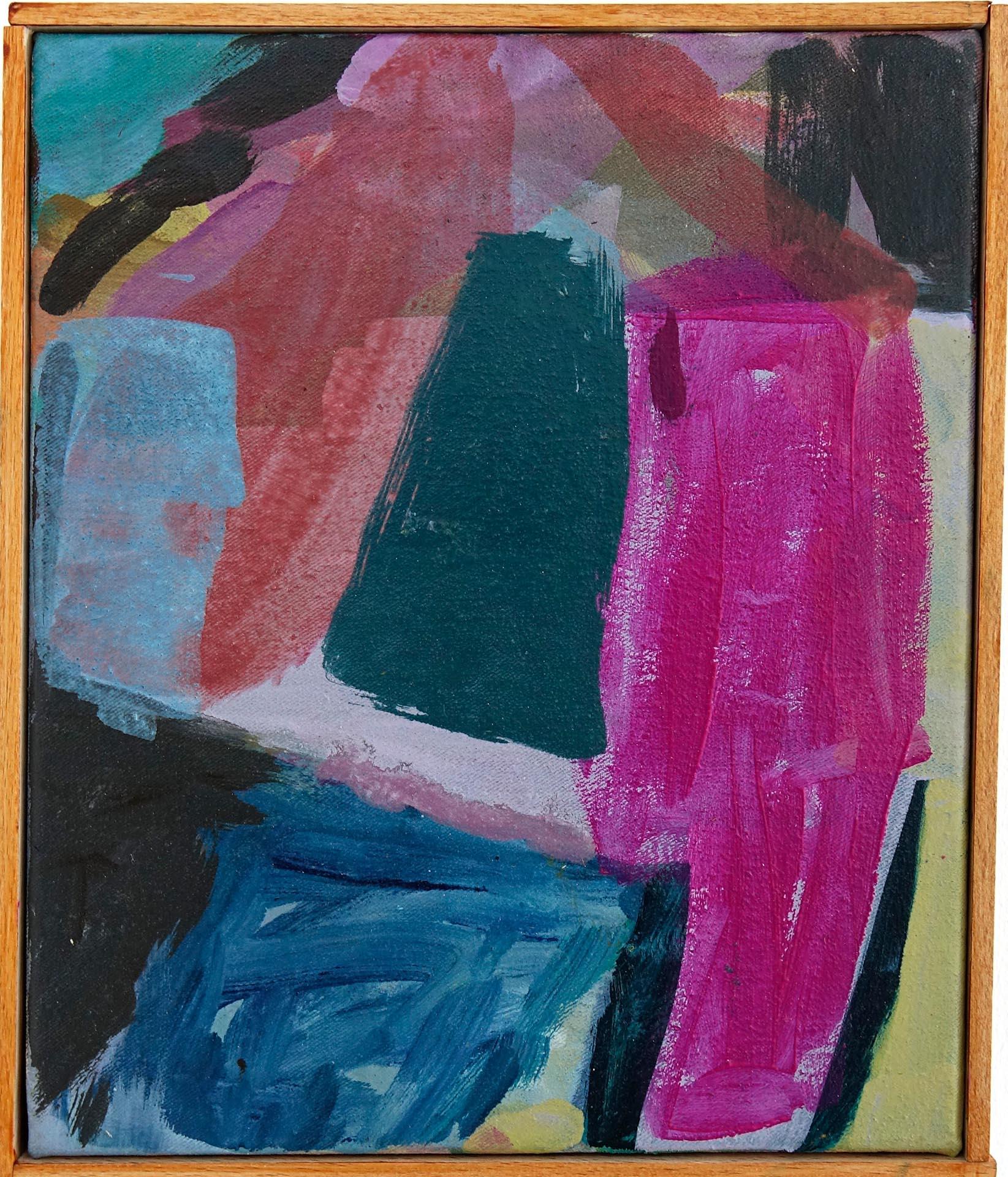 Violetta Ehnsperg | Patchwork Family | 27,2 x 23 cm | Galerie3
