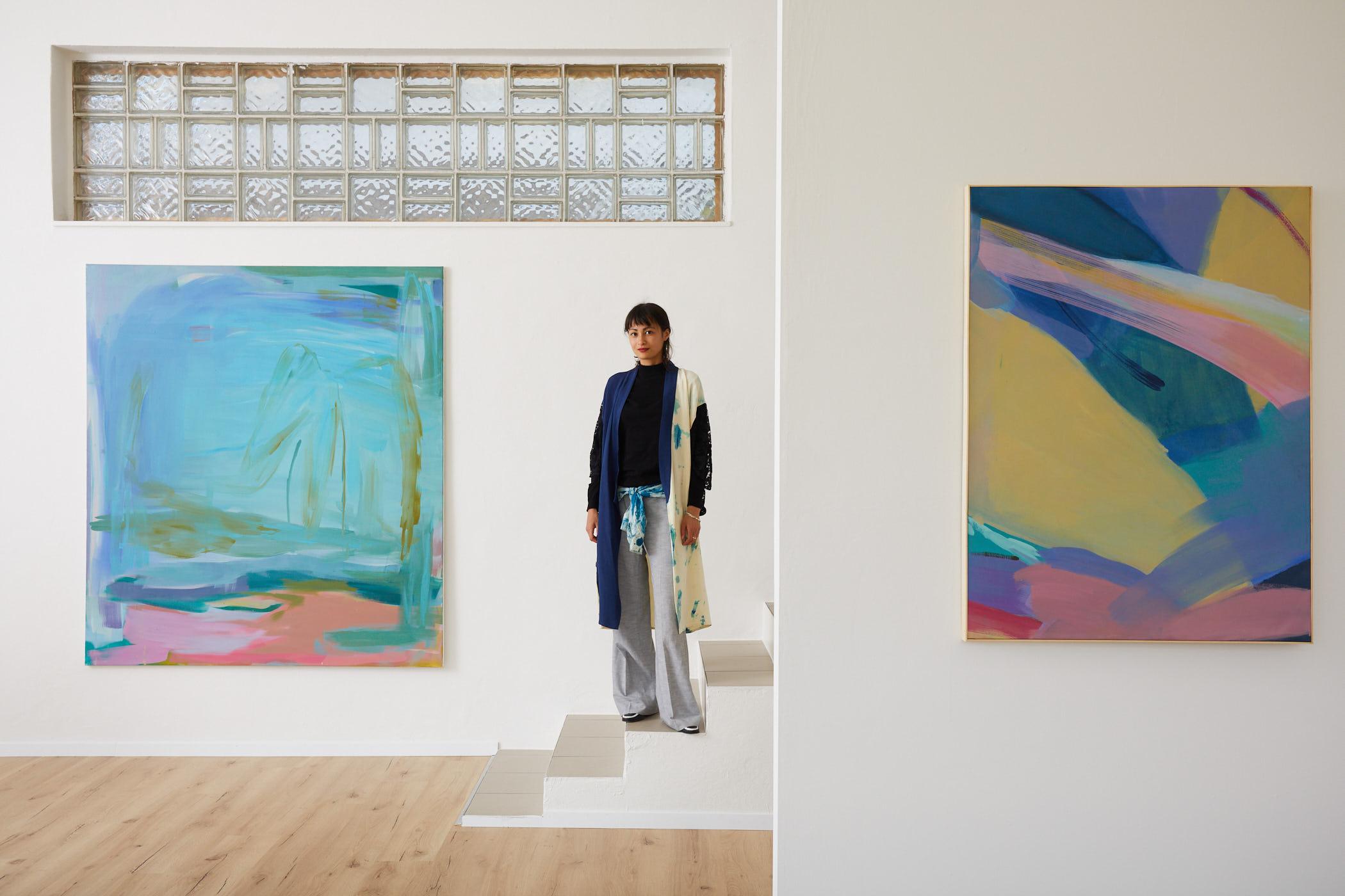 Violetta Ehnsperg | Foto Johannes Puch | Galerie3