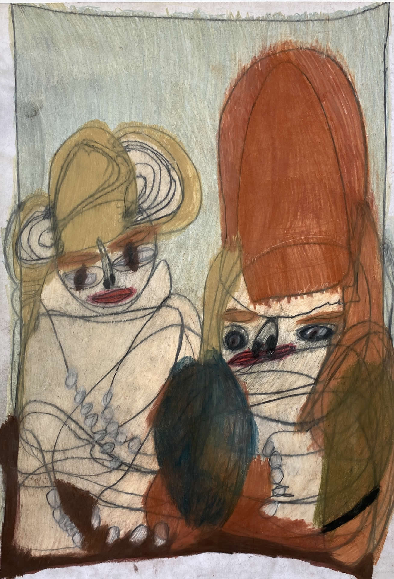 Sylvia Manfreda | 50x35cm | The Window Show | Flux23