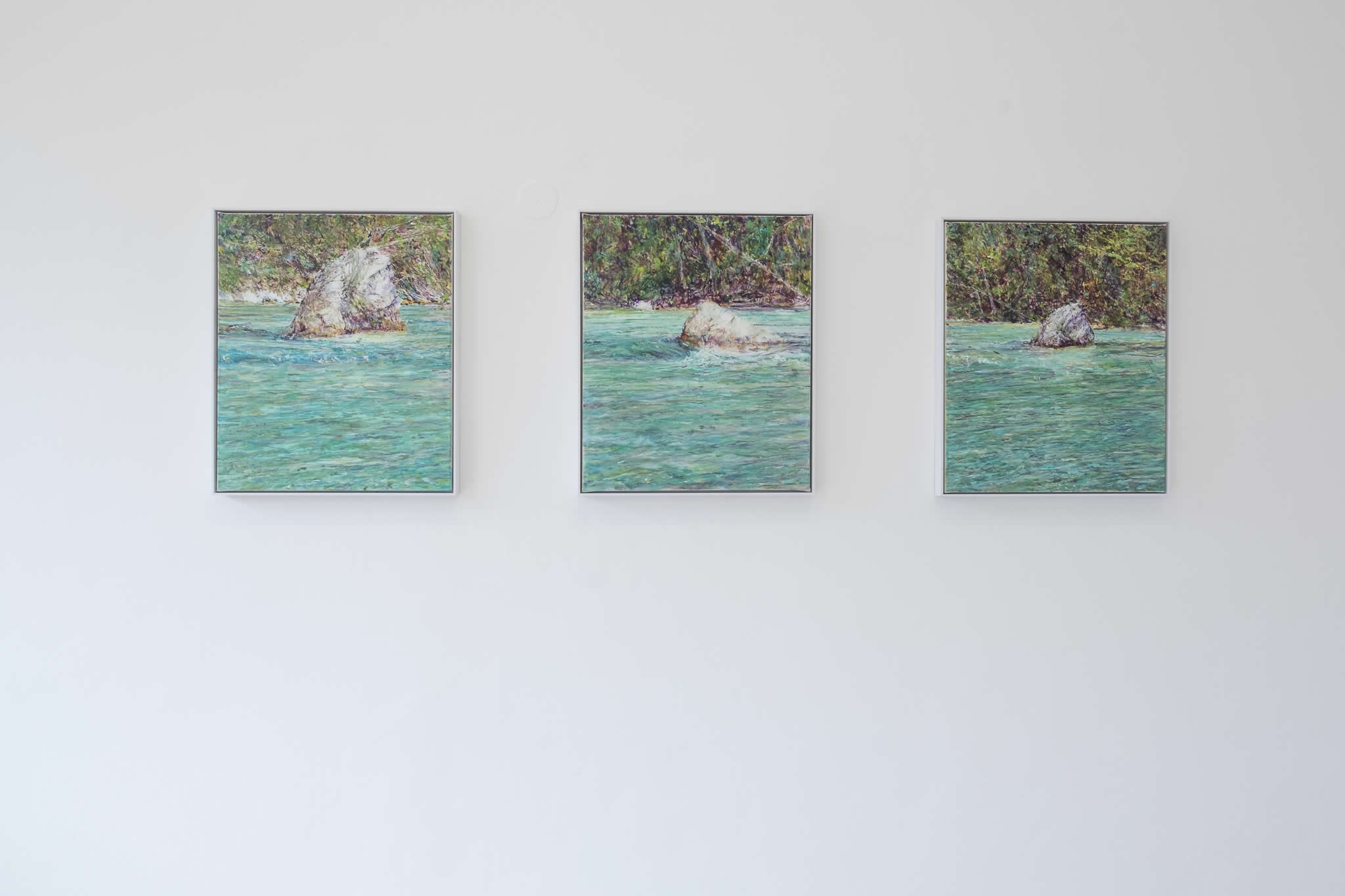 Markus Orsini-Rosenberg | Naked Nature | Galerie 3 Velden | Foto Manu Lasnik