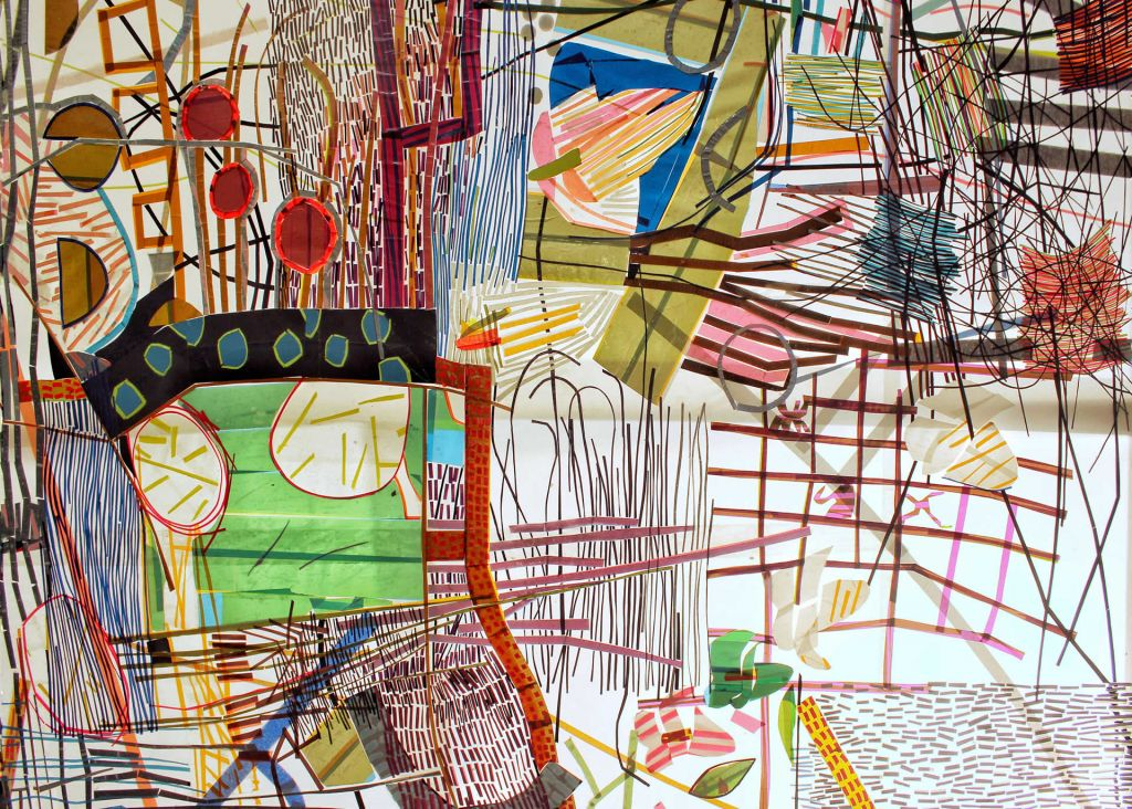 Anthia Loizou | Paper Rhapsodies | Galerie3