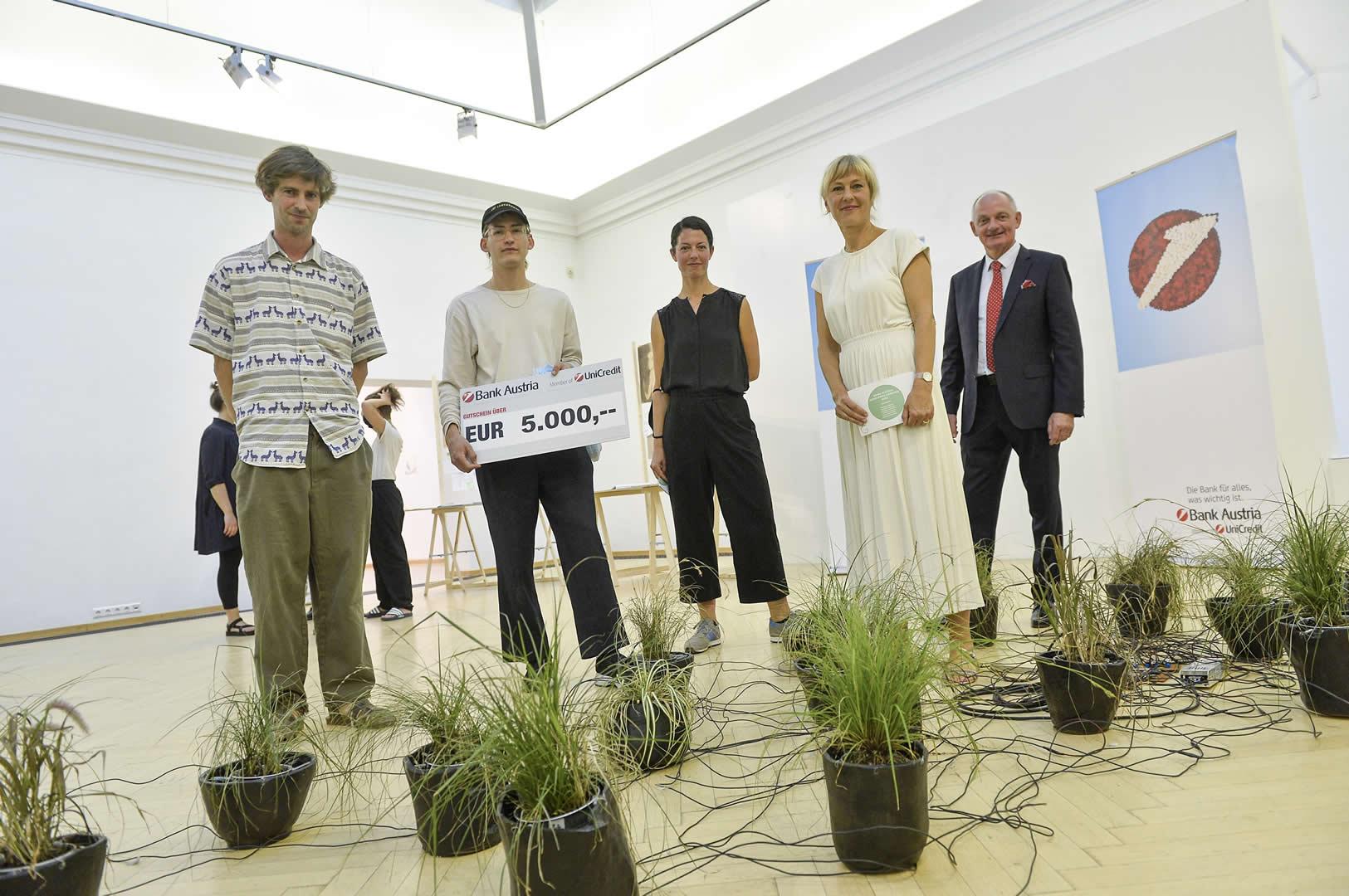 BA Kunstpreis 2020 | Paul Spendier Jürgen Münzer | Foto Helge Bauer | Galerie3