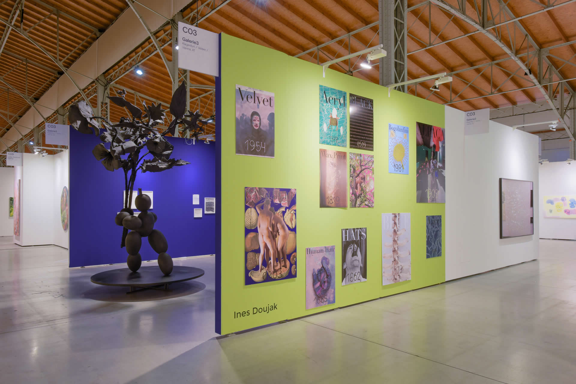 viennacontemporary 2020 | Foto: Joanna Pianka eSeL.at