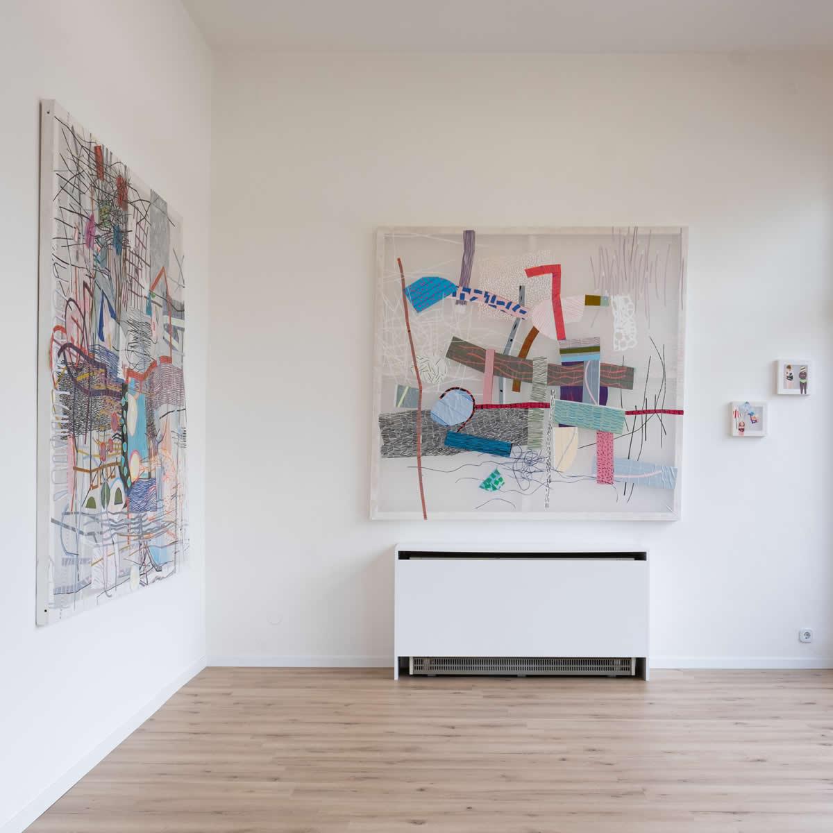 Anthia Loizou   Paper Rhapsodies   Foto Manu Lasnik   Galerie3