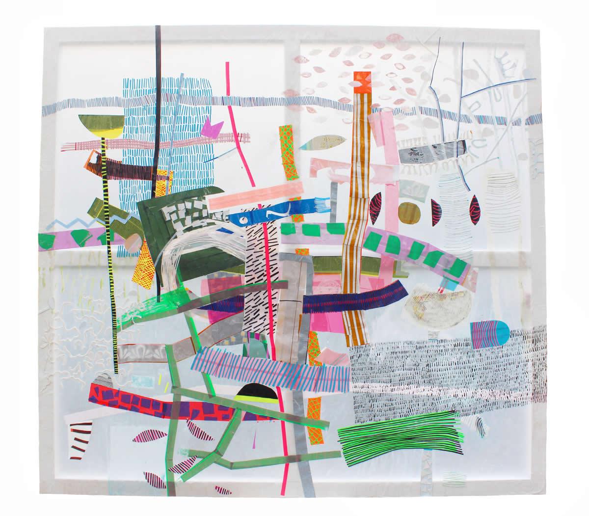 Anthia Loizou | Paper Rhapsodies | O.T. | Galerie3