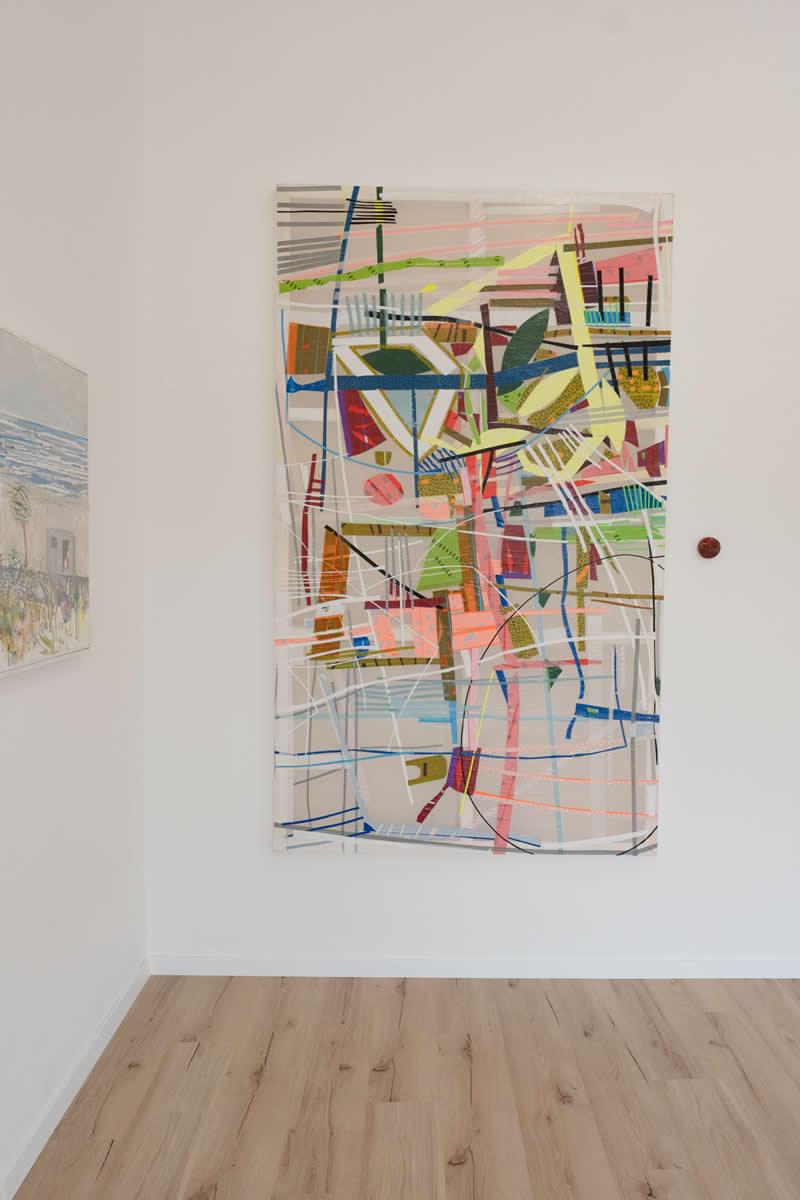 Anthia Loizou | Paper Rhapsodies | Foto Manu Lasnik | Galerie3
