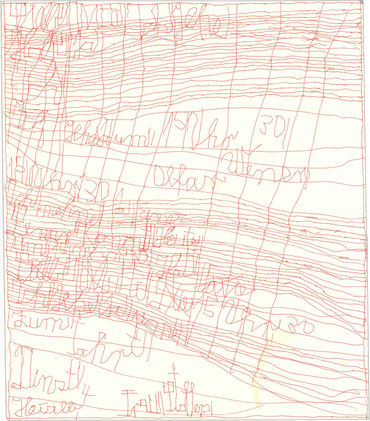 Harald Stoffers | Brief363 2019 50x43,5cm | viennacontemporary | Galerie3
