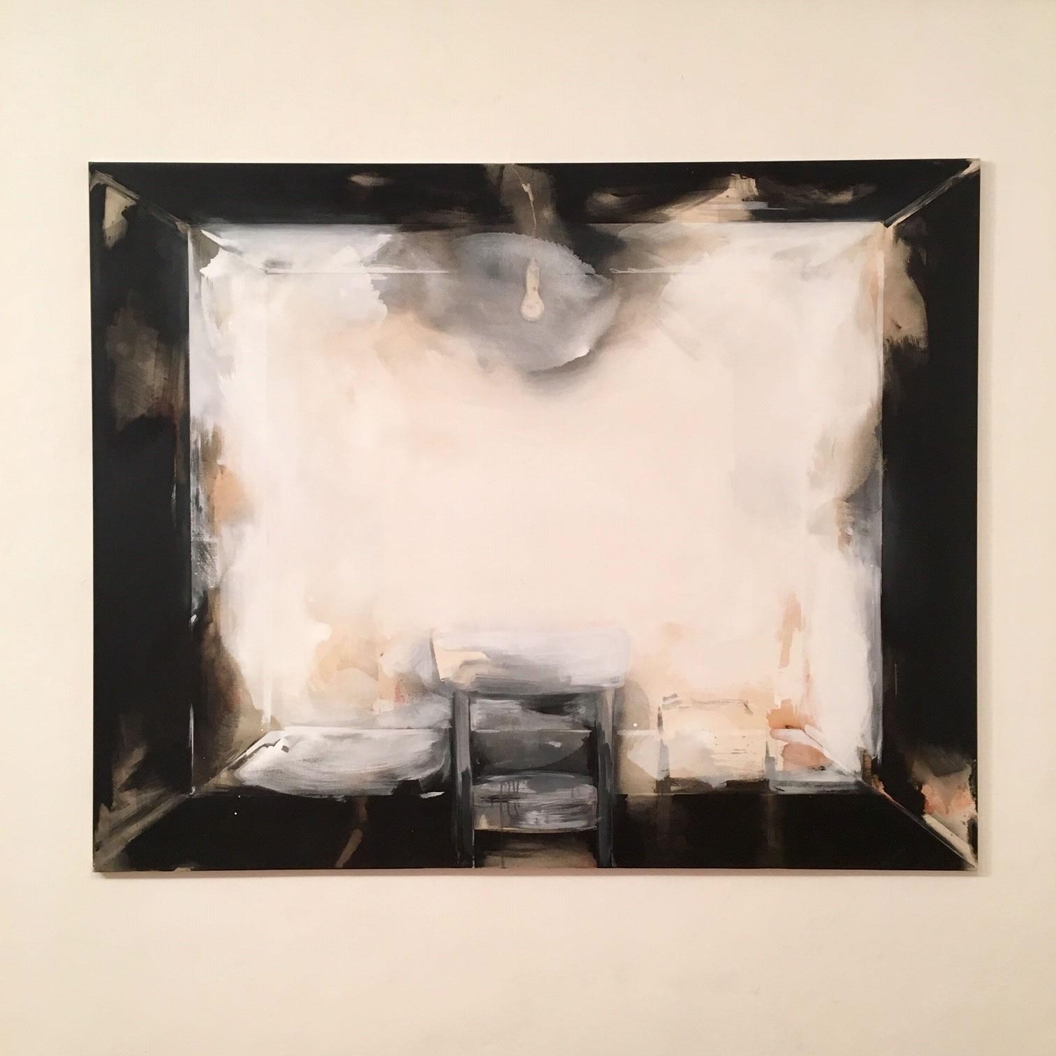 Markus Reiter | Raum der Erkenntnis | 2007 | unheimlich heimelig | Galerie3