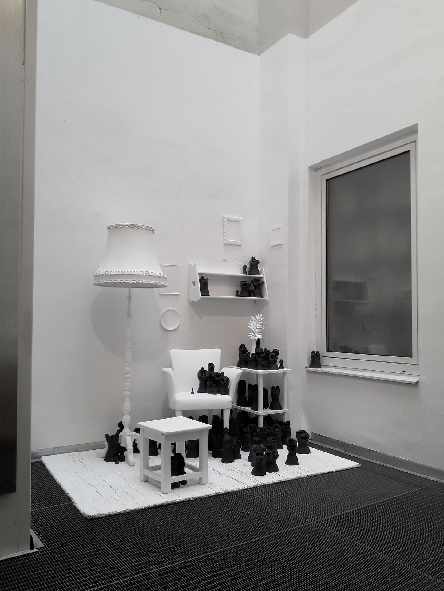Franz Nigl | Foto Florian Reese | unheimlich heimelig | Galerie3