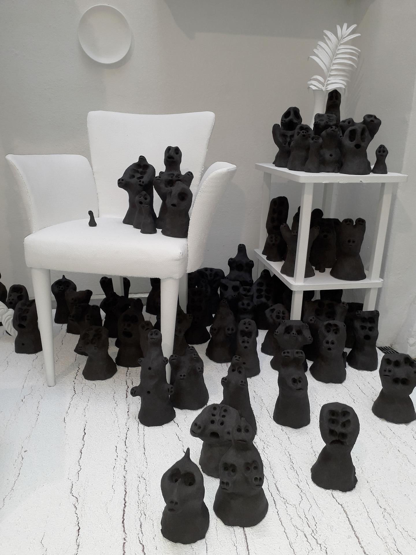 Franz Nigl | unheimlich heimelig | Galerie3