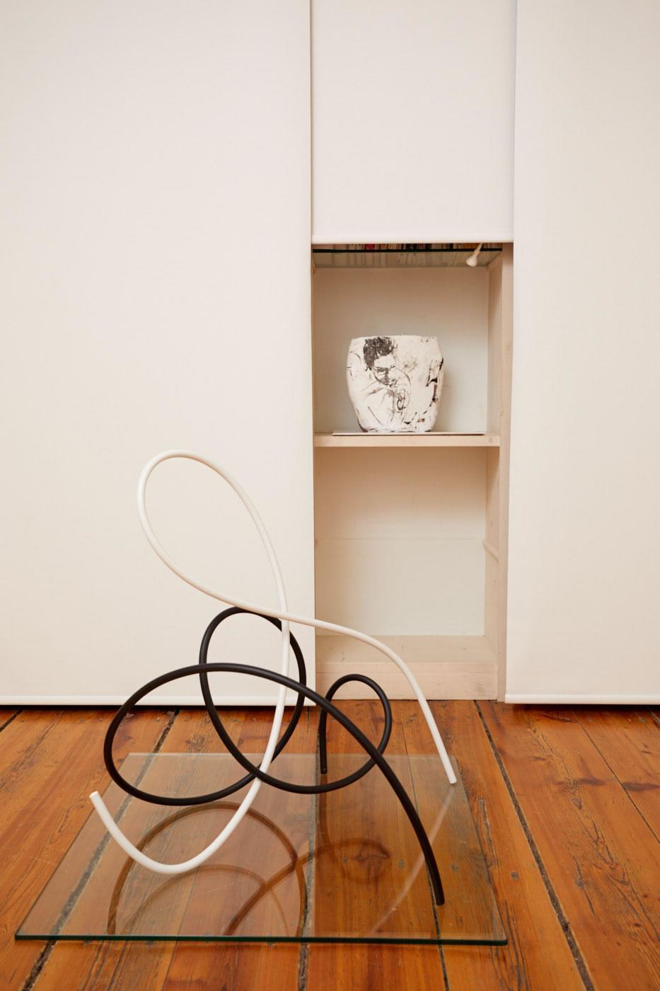 Carola Dertnig | Lisa Kunit | Galerie3 | Foto Johannes Puch