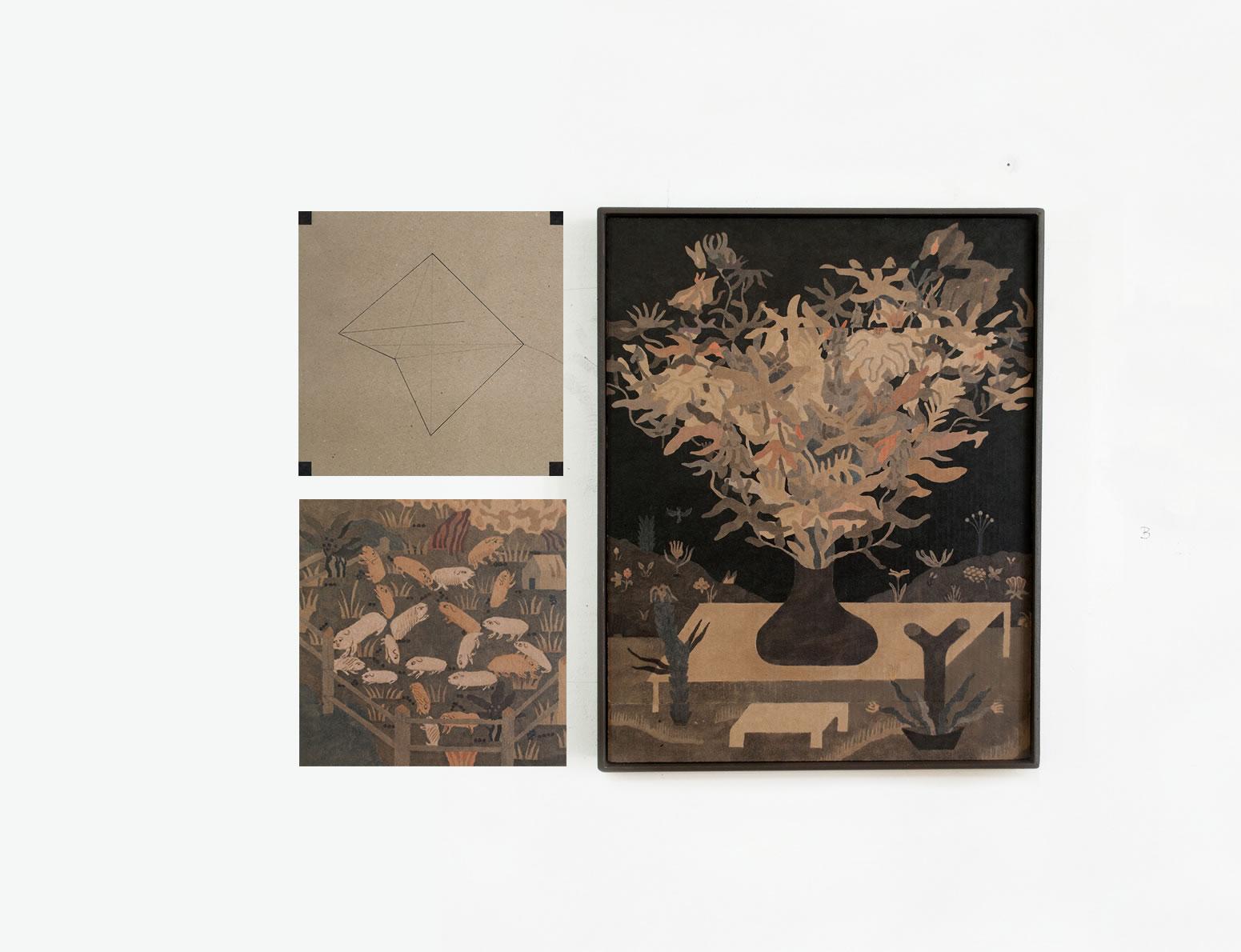 Georg Pinteritsch | unheimlich heimelig | Galerie3