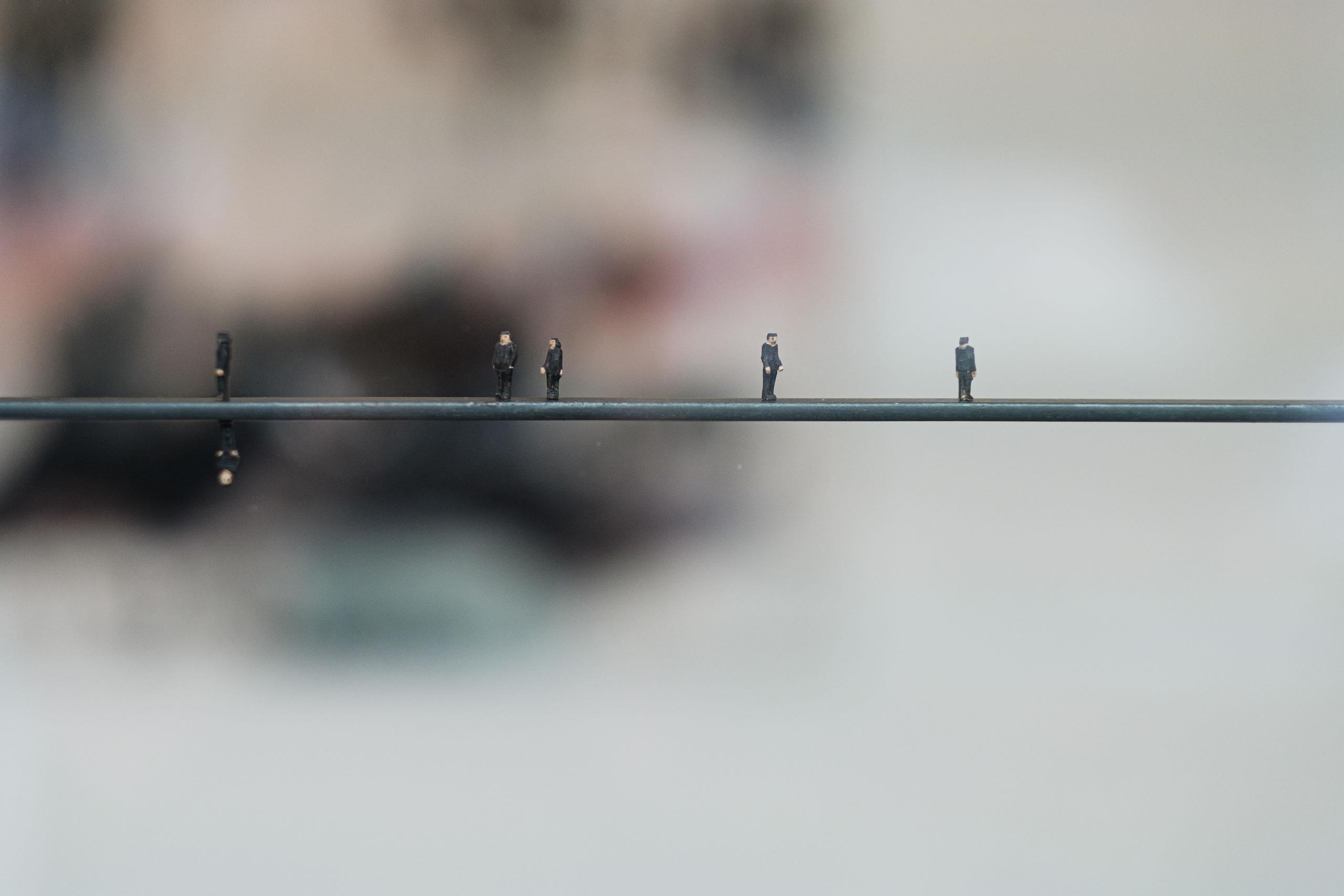 3. Törn | Lorenz Friedrich | Foto Manu Lasnik | 2019 | Galerie3