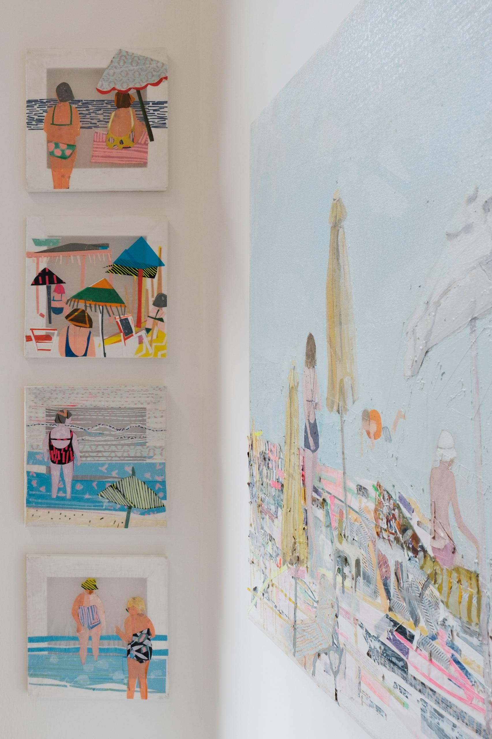 3. Törn | Anthia Loizou | Foto Manu Lasnik | 2019 | Galerie3