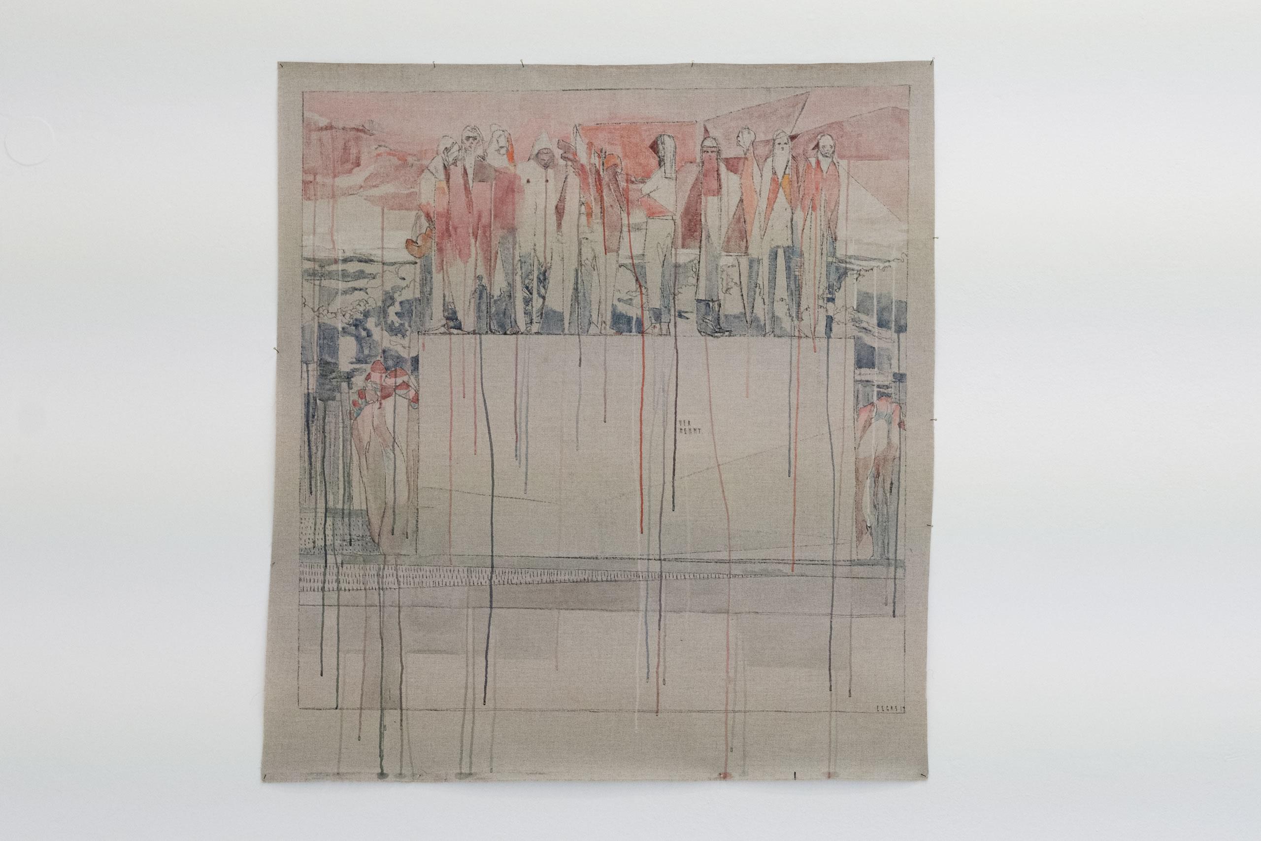 3. Törn | Maria Legat | II | Foto Manu Lasnik | 2019 | Galerie3