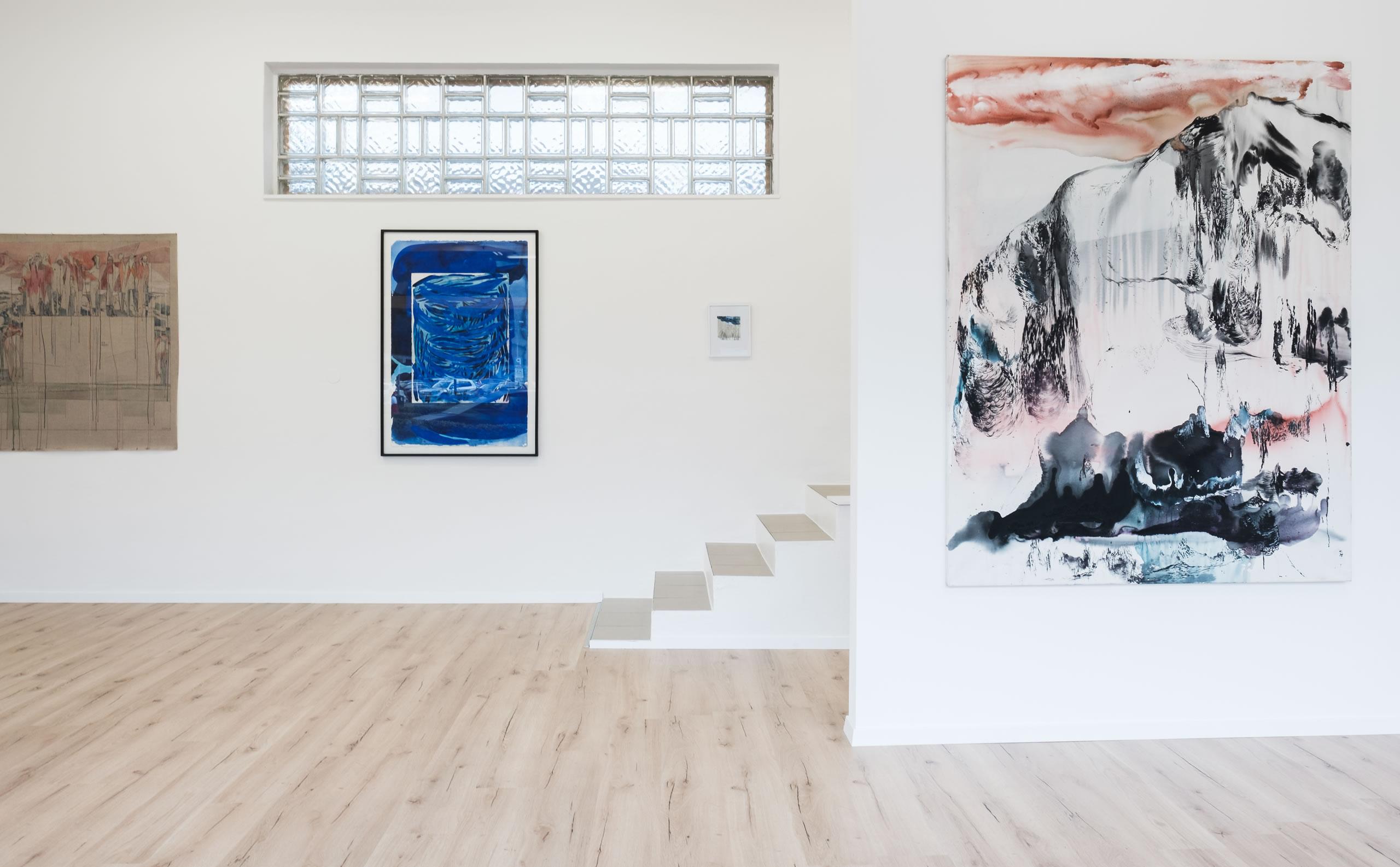 3. Törn | Maria Legat | Veronika Dirnhofer | Foto Manu Lasnik | 2019 | Galerie3