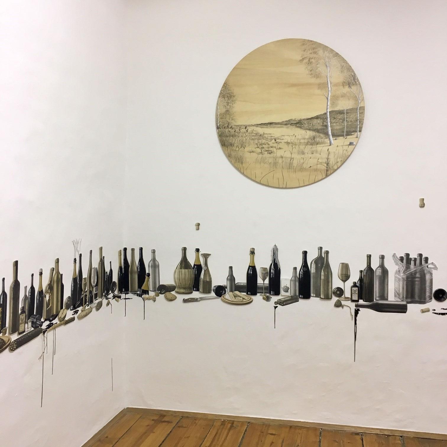 Dietmar Franz | Das letzte Abendmahl | unheimlich heimelig | Galerie3