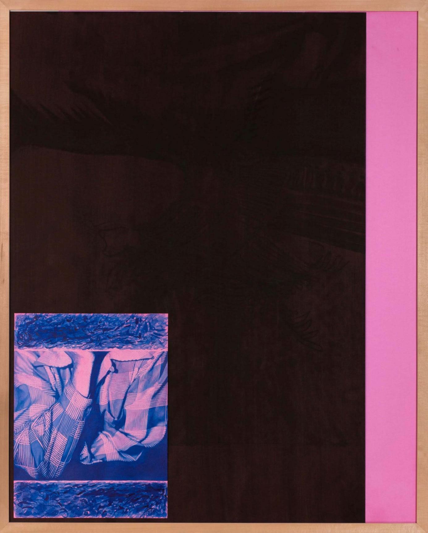 Philip Patkovic | 2017 | Tusche auf Papier | Ink on paper | 100 x 80 cm | Courtesy Bechter Kastovsky | Foto Johannes Puch