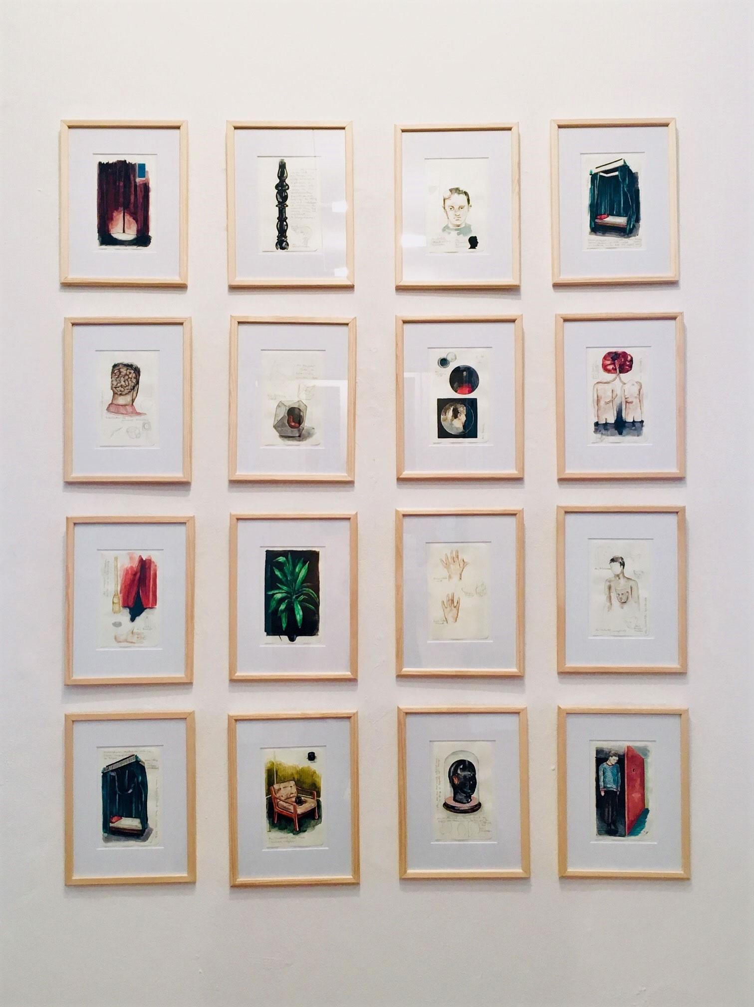 Gregor Pirker | unheimlich heimelig | Galerie3