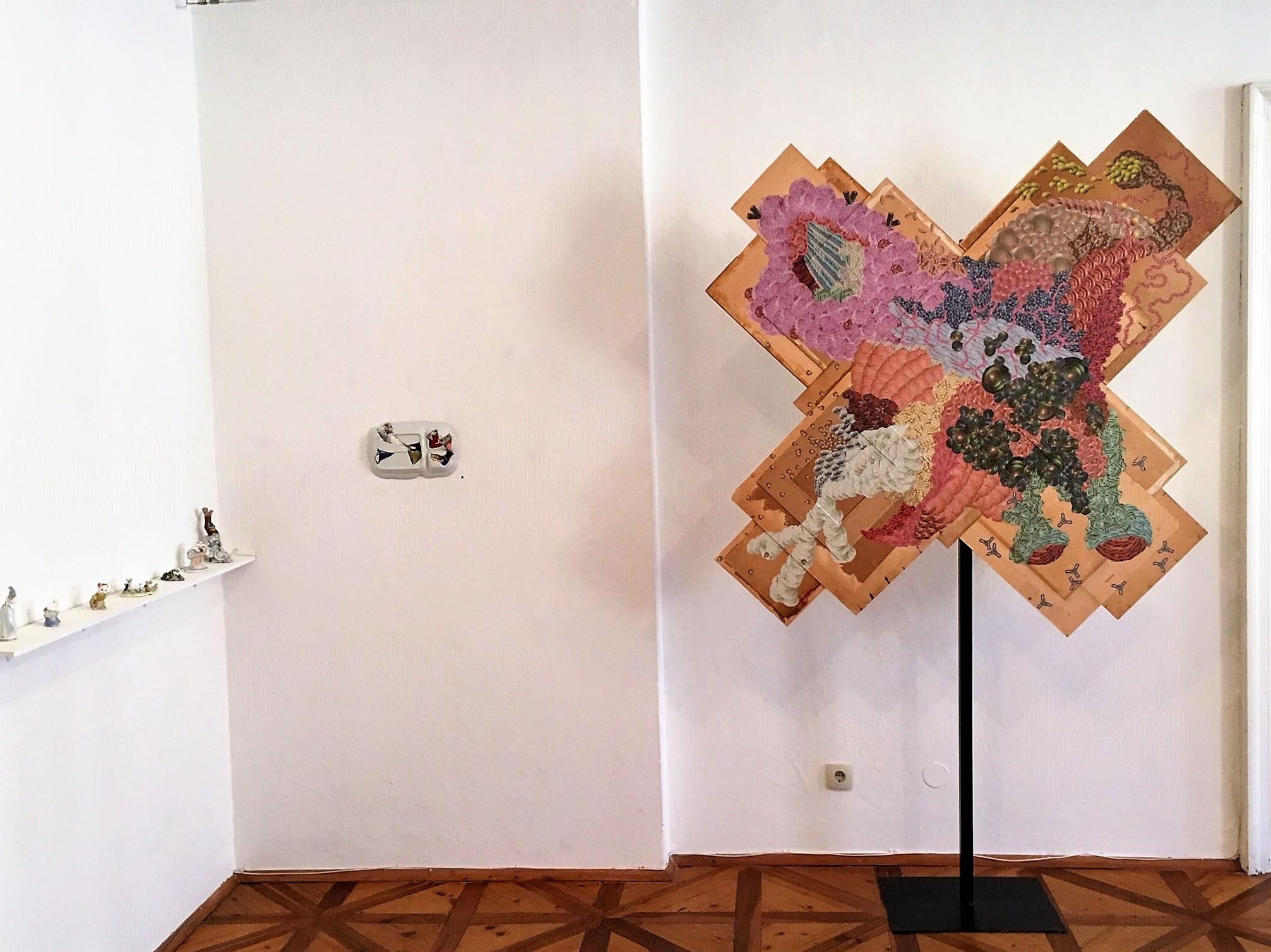 Ernst Miesgang | unheimlich heimelig | Galerie3