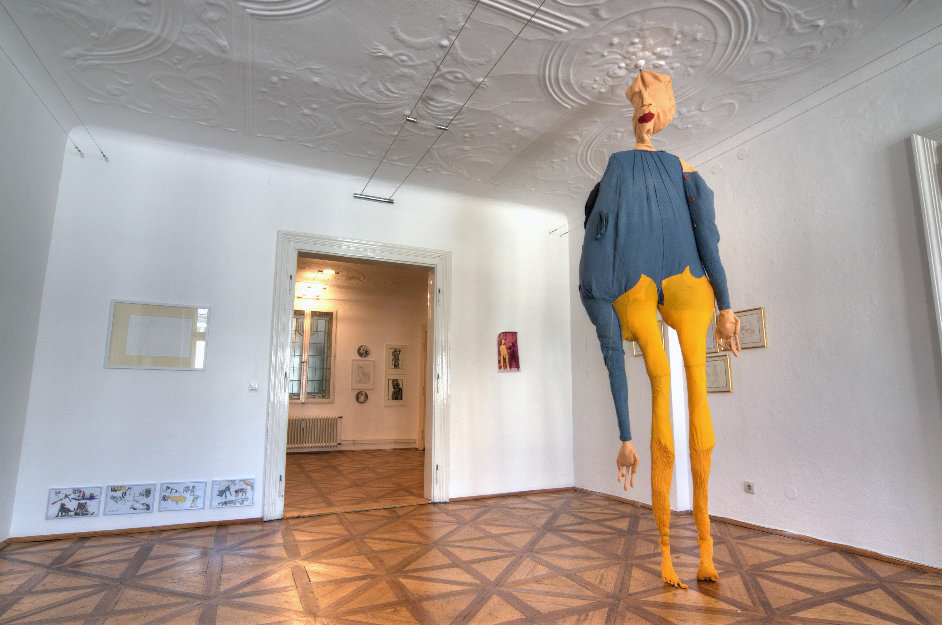 Andrea Vilhena | insider&outsider art | 2013 | Galerie3