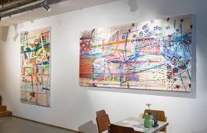 Anthia Loizou   Kunst im Magdas   2019