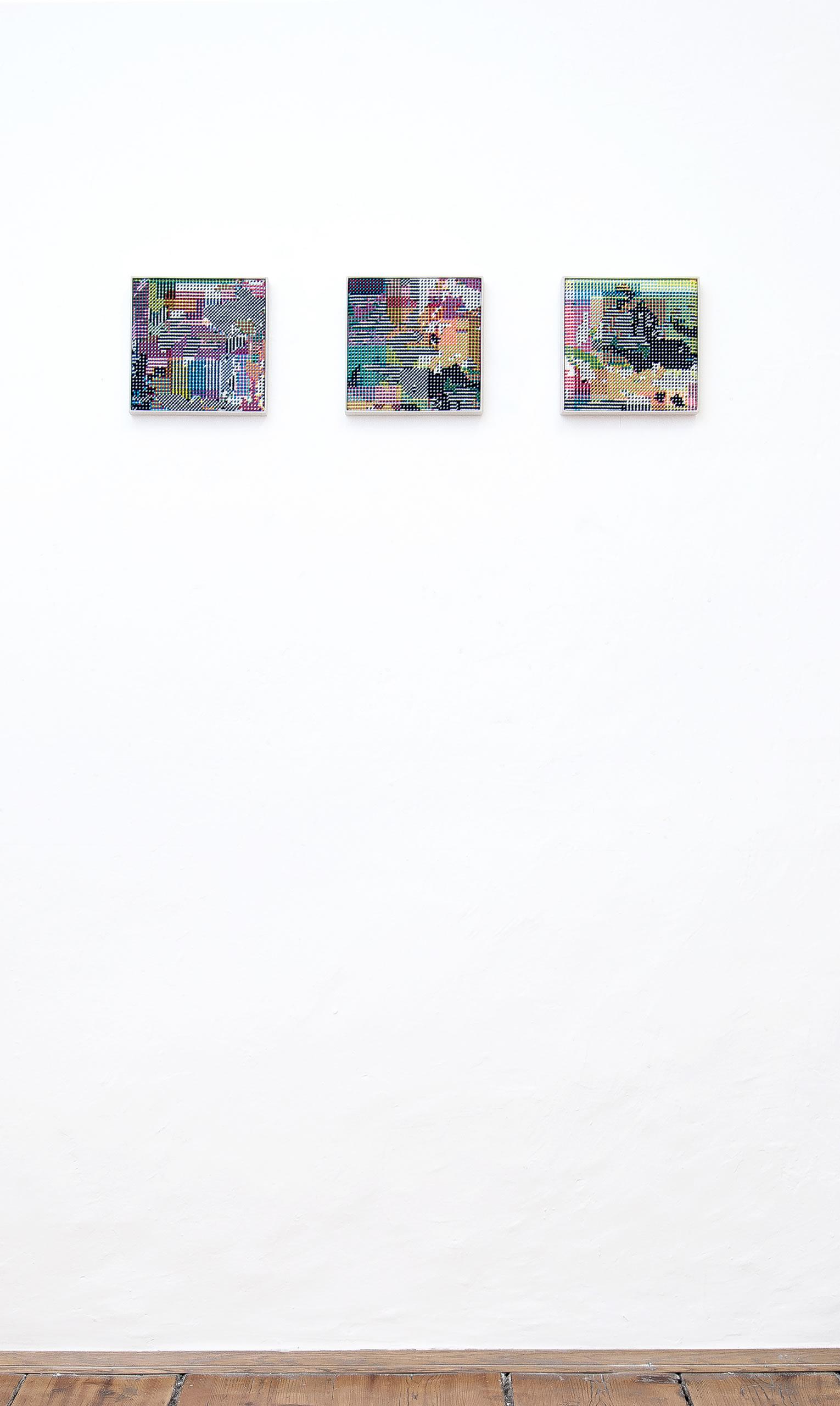 Aus dem Raum gefallen | 2019 | Obriejetan | Galerie3