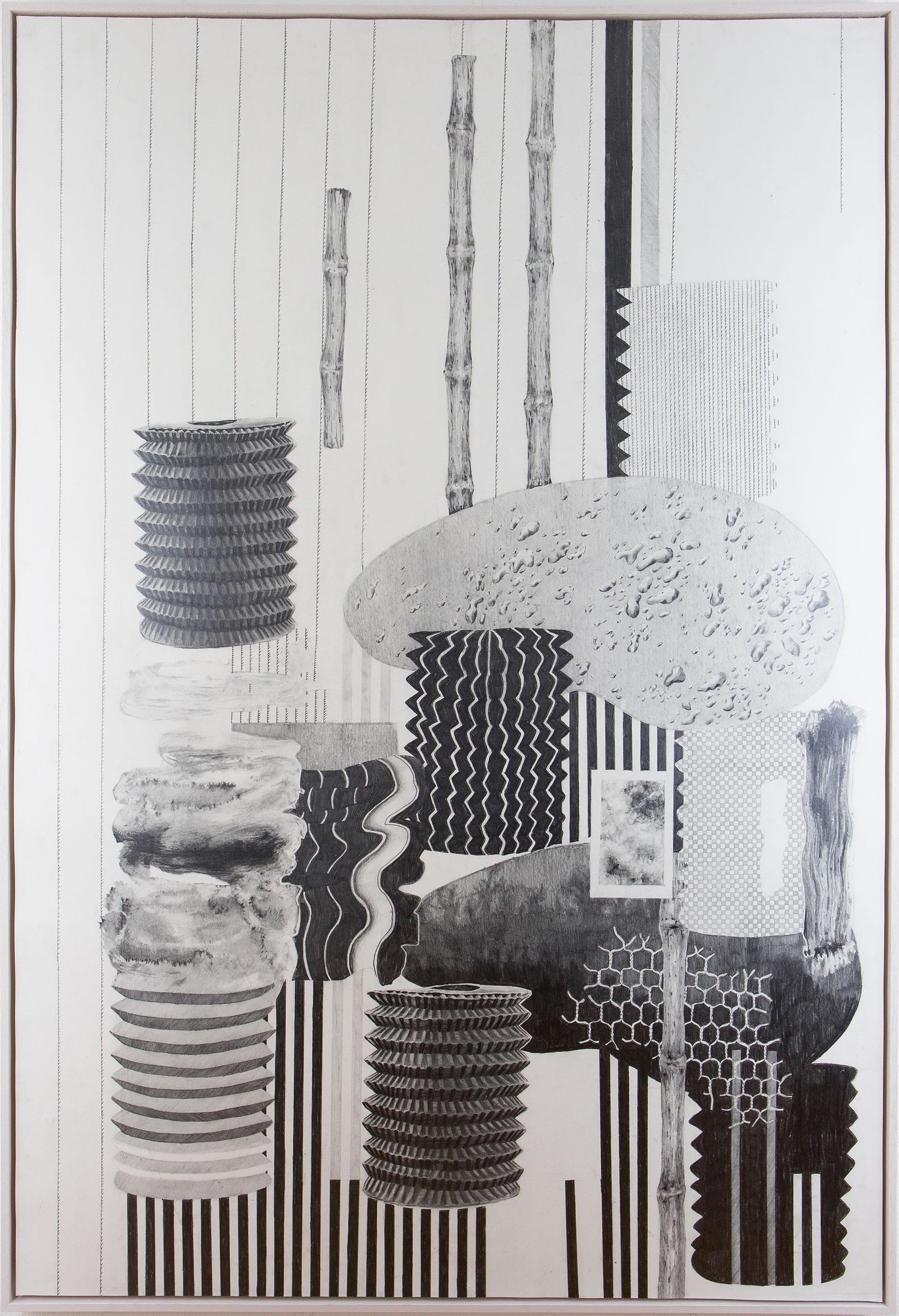 Patrick Roman Scherer | 5 | 150 x 100 cm | Foto Anna Stückelschweiger | Galerie3